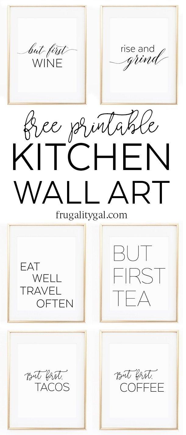 Kitchen Design : Diy Canvas Art Unusual Wall Art Diy Art Art With Current Eat Canvas Wall Art (View 11 of 15)