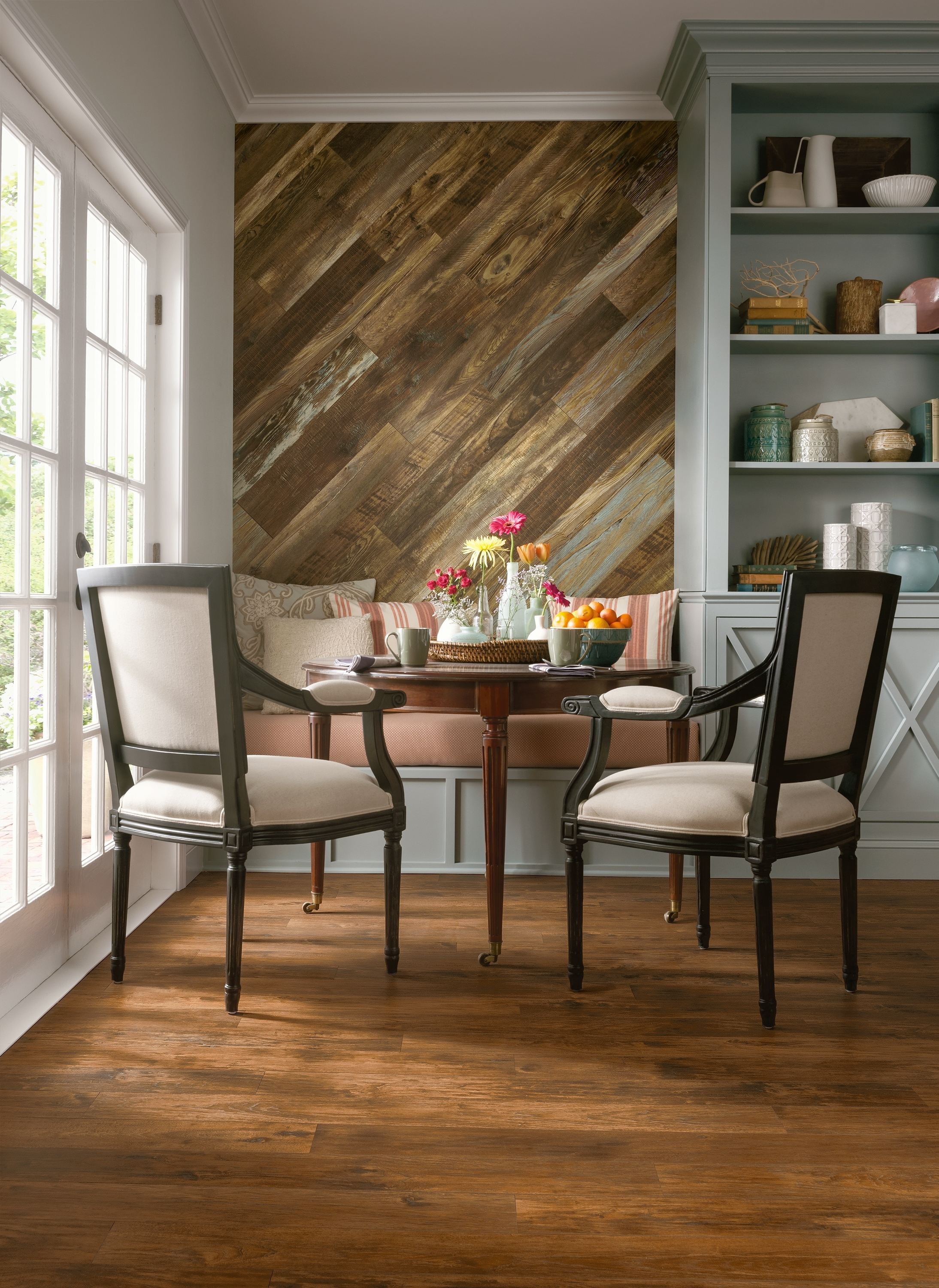 Laminate On The Wallmcswain Carpets And Floors pertaining to Best and Newest Wall Accents With Laminate Flooring