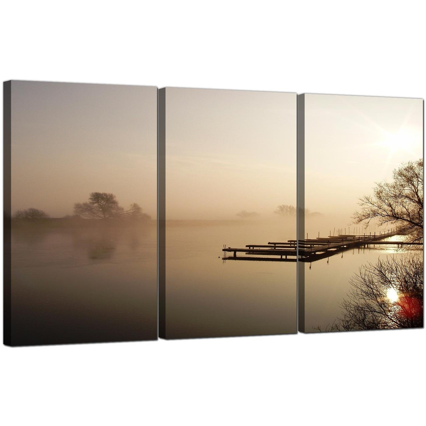 Landscape Canvas – Gardening Design Intended For Current Landscape Canvas Wall Art (Gallery 5 of 15)