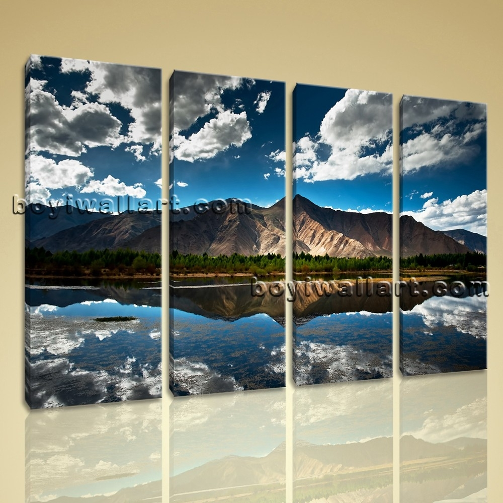 Landscape Wall Art Sets Black And White Arizona Metal In Newest Arizona Canvas Wall Art (View 11 of 15)