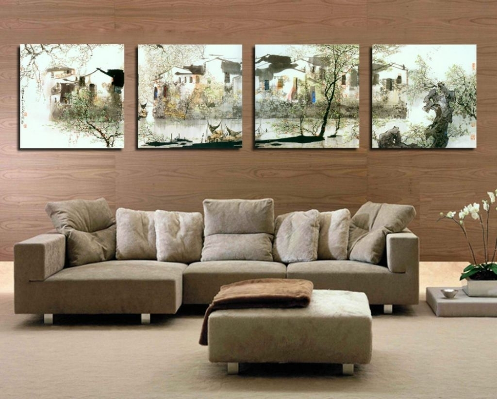 Living Room Best Living Room Wall Art Design Ideas Living Room With Most Up To Date Wall Accents For Small Living Room (Gallery 13 of 15)