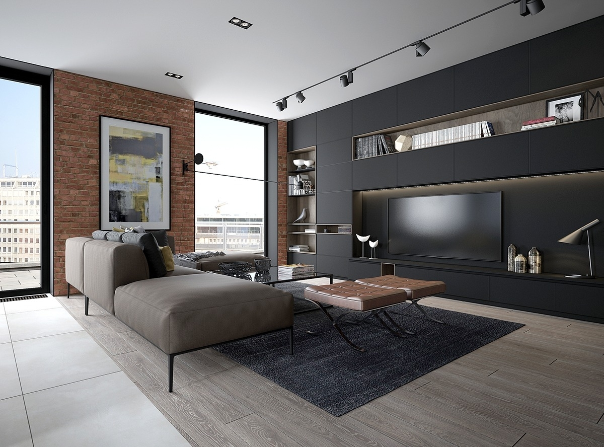 Living Room : Bricks For Sale Brick Wall Decoration Ideas Exposed Within Most Recently Released Exposed Brick Wall Accents (View 13 of 15)