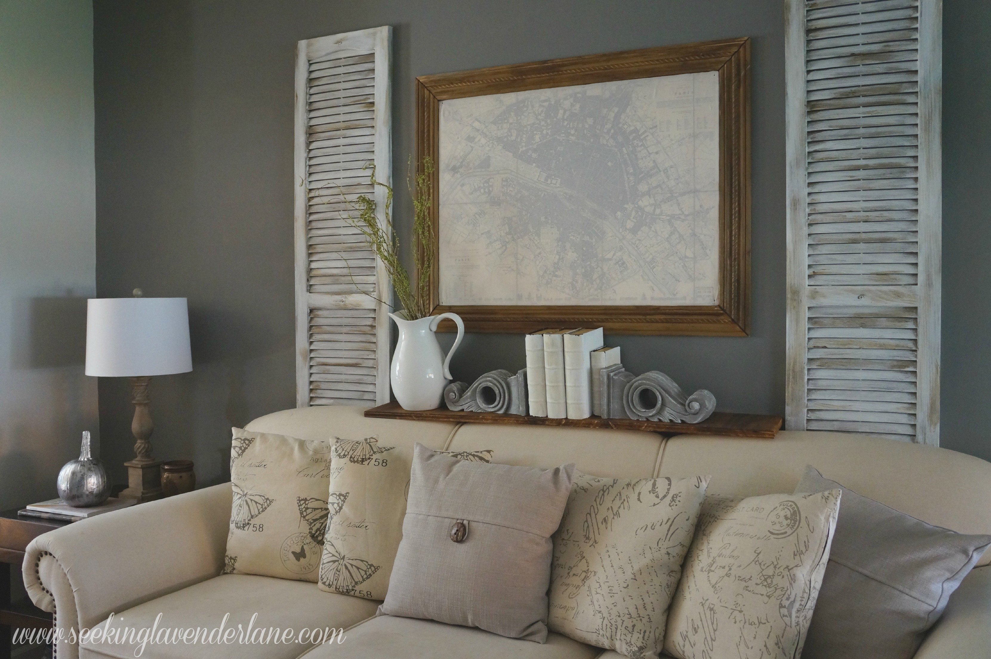 Living Room : Grey Walling Room Walls Design Decor Fancy In Spiffy With Recent Gray Wall Accents (View 11 of 15)