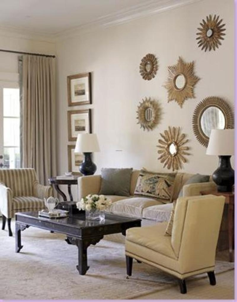 Living Room Ideas: Creations Images Wall Decor Ideas For Living Pertaining To Best And Newest Wall Accents For Small Living Room (View 8 of 15)
