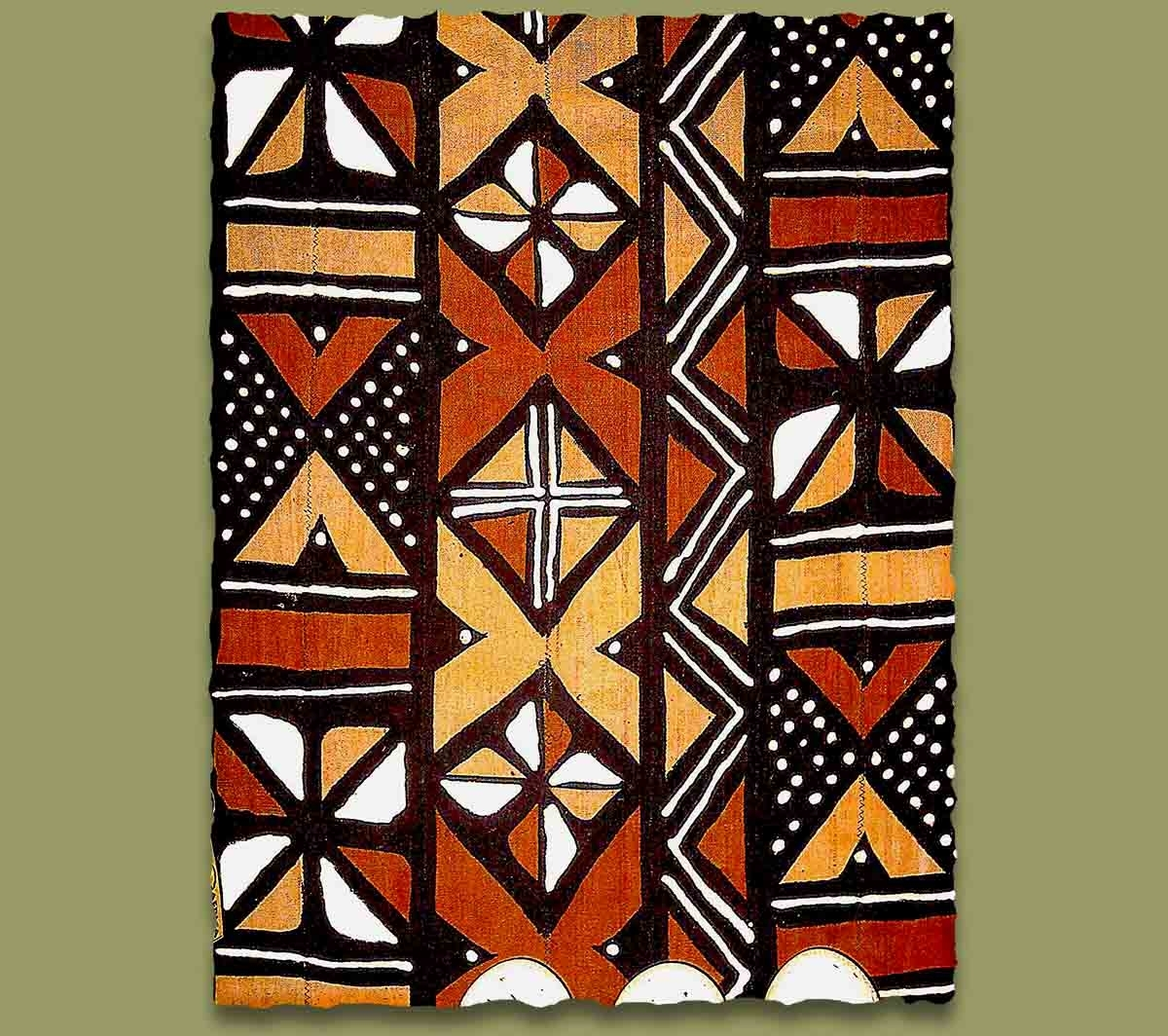 Mali Mud Cloth From Http://earthafricacurio/african Crafts Regarding Best And Newest Ankara Fabric Wall Art (View 14 of 15)