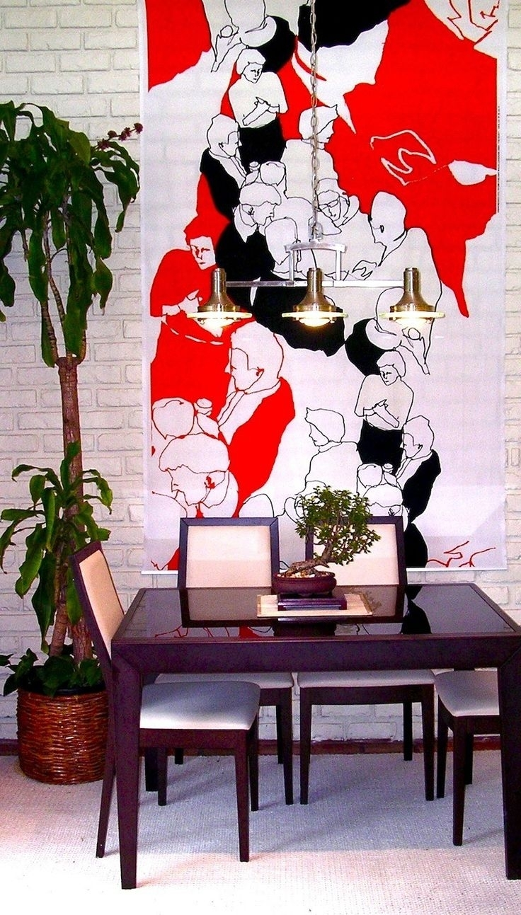 Marimekko Fabric Wall Art – Google Search | Art And Inspirations In Most Up To Date Marimekko Fabric Wall Art (View 2 of 15)