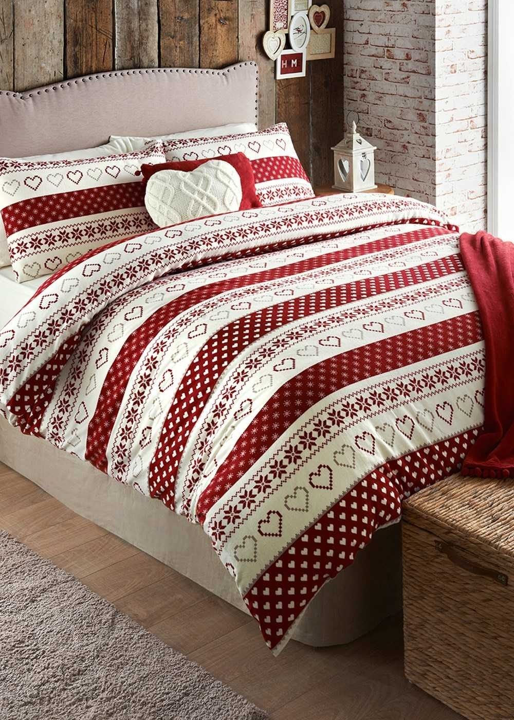 Matalan Duvet Sets – Cotton Geometric Printed Duvet Cover ( Thread Regarding Recent Matalan Canvas Wall Art (View 12 of 15)