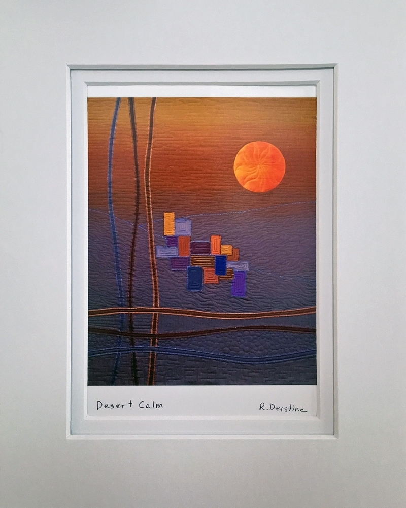 Matted Art Print – Rachel Derstine Designs Inside Most Up To Date Framed And Matted Art Prints (Gallery 13 of 15)