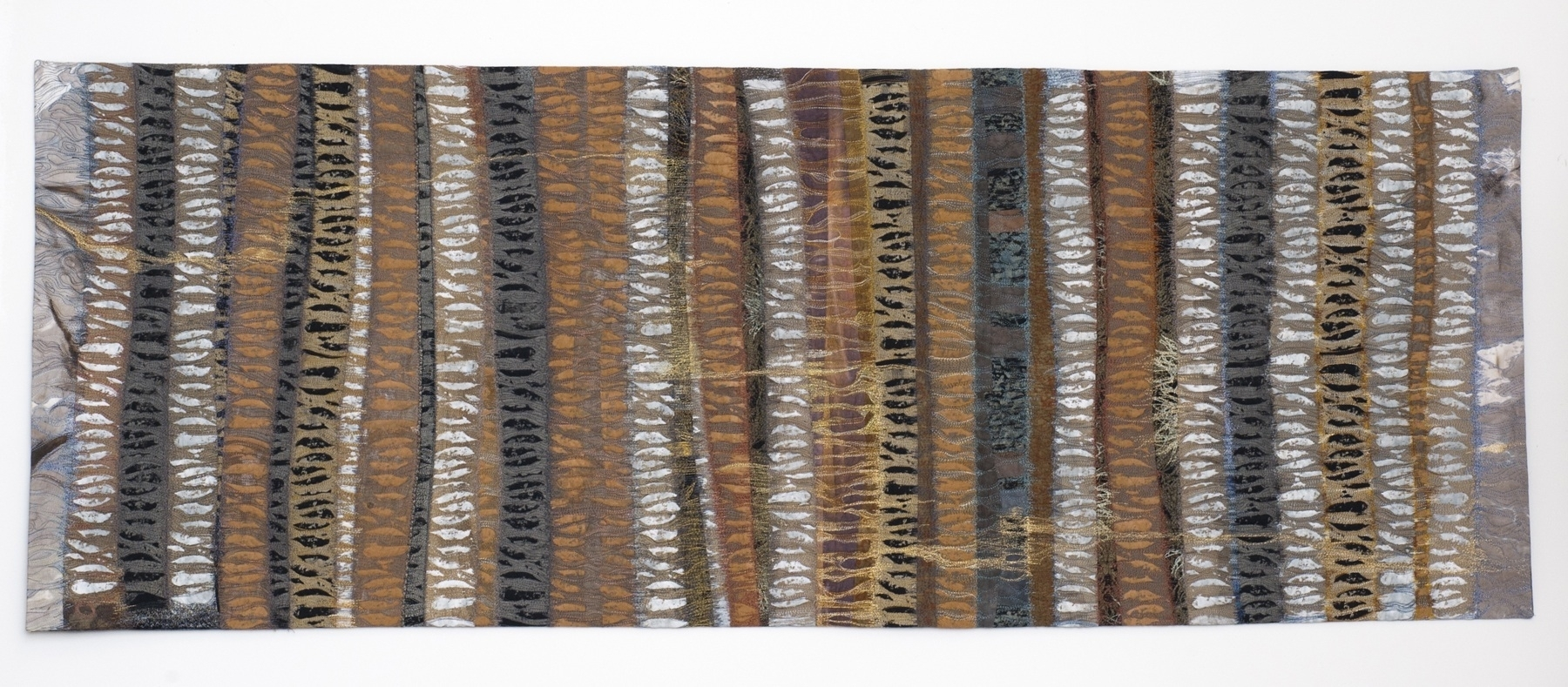 Menupause » Blog Archive » Lonni Rossi, Textile Artist With Latest Fabric Art Wall Hangings (View 10 of 15)