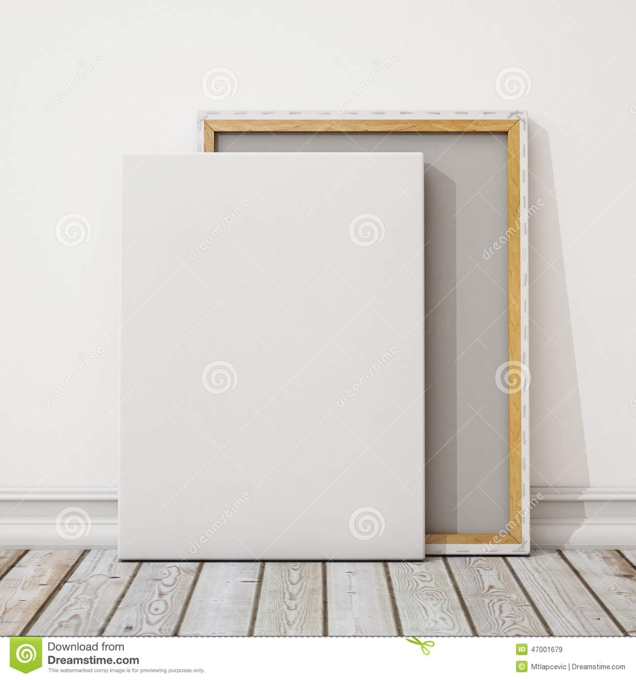 Featured Photo of Mockup Canvas Wall Art