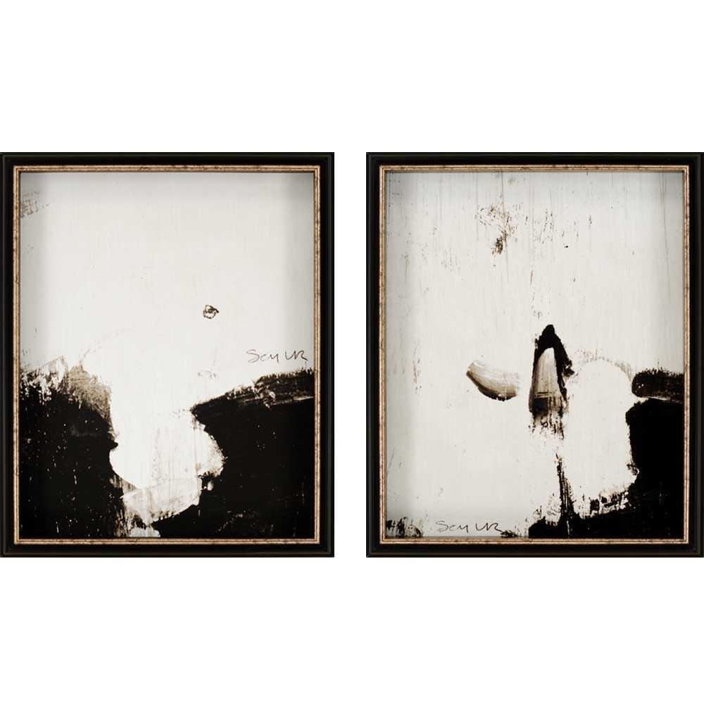 Modern Art Framed Prints. Colorful Framed Art Print Abstract Within Most Current Black Framed Art Prints (Gallery 11 of 15)