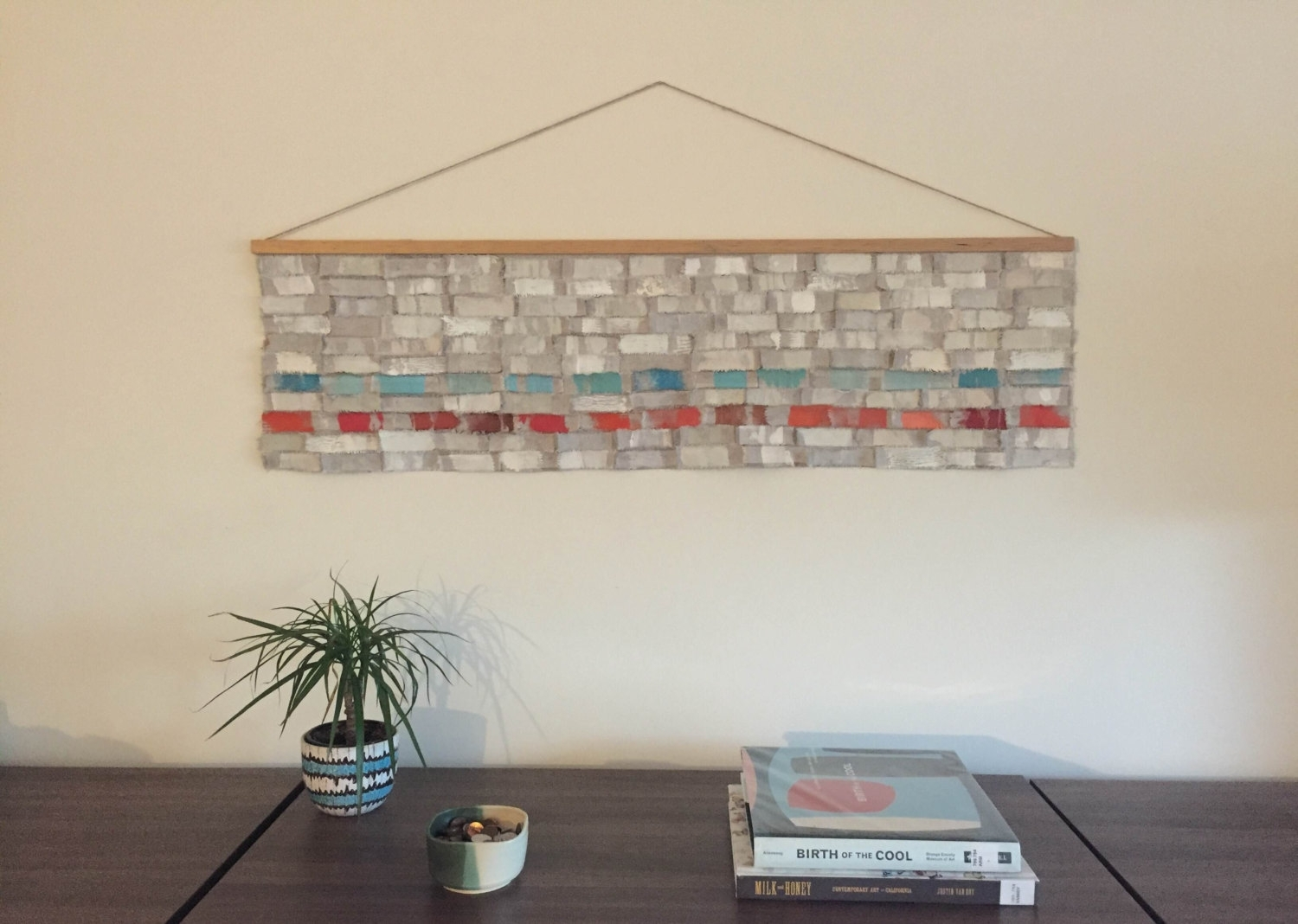 Featured Photo of Textile Wall Art