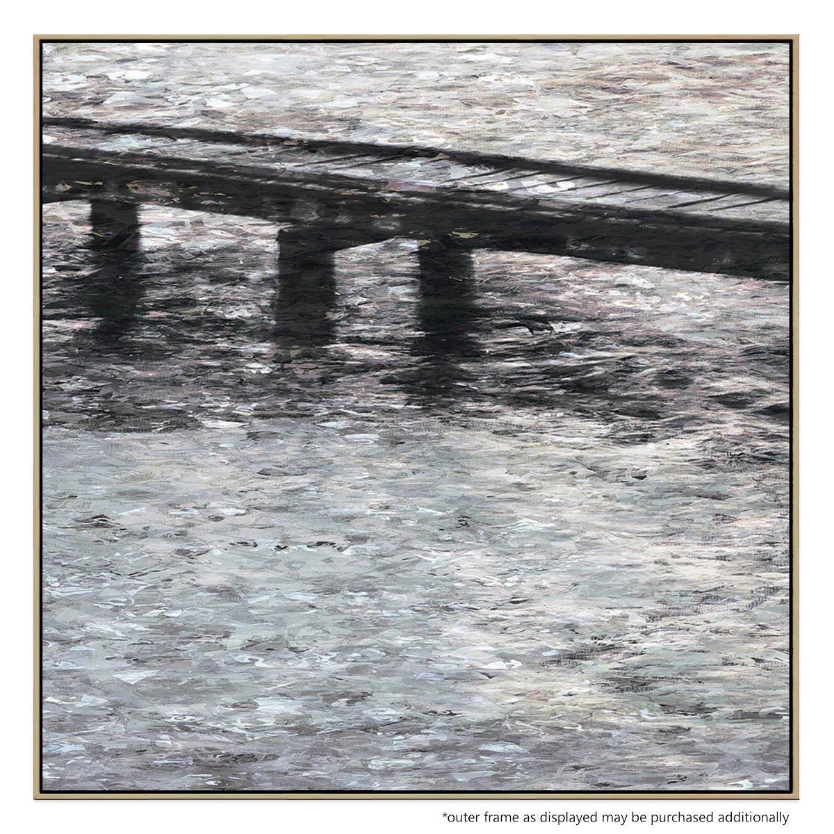 Mono Mandurah | United Interiors | Buy Australian Made Canvas Prints Pertaining To Best And Newest Mandurah Canvas Wall Art (Gallery 1 of 15)