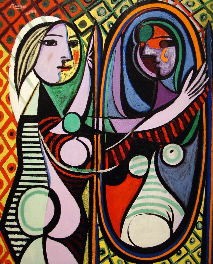 Most Famous Abstract Art Paintings In The World | Picasso, Picasso Intended For Latest Famous Art Framed Prints (View 4 of 15)