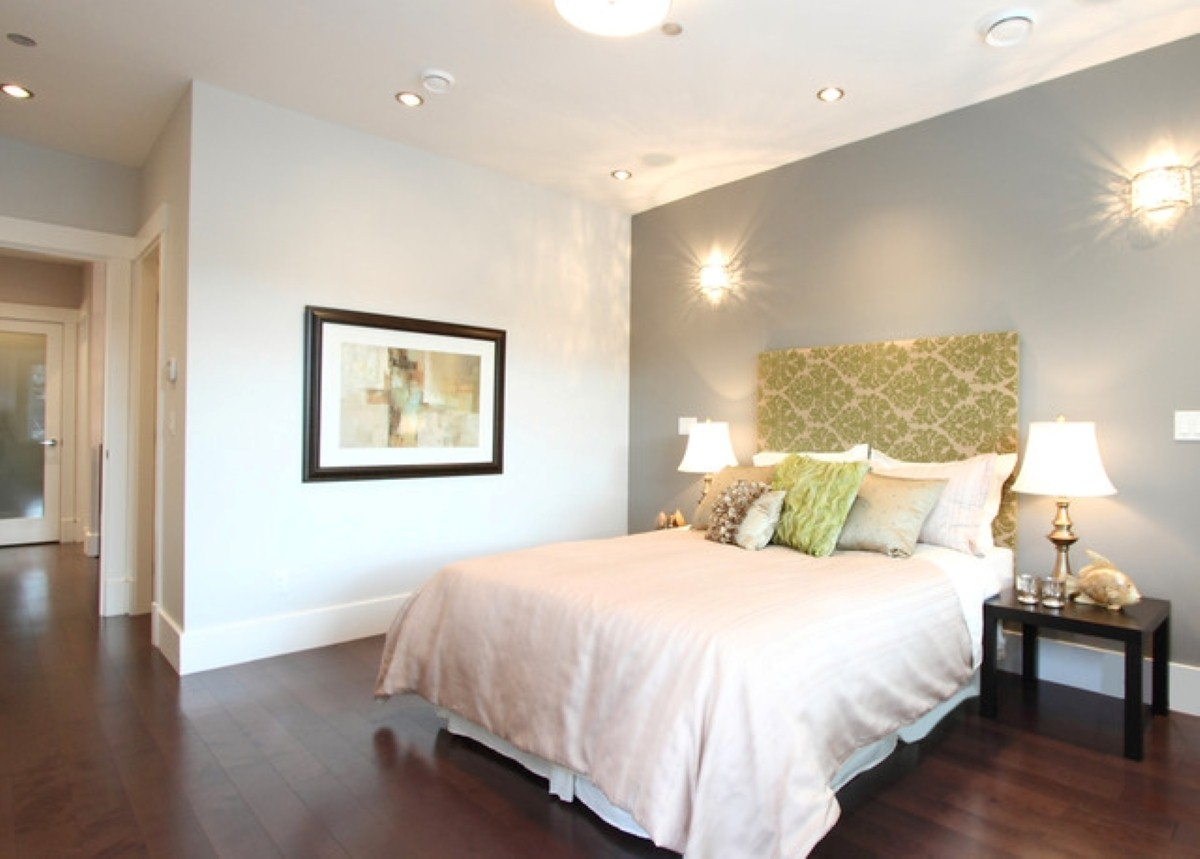 Narrow Beds For Small Rooms House Ideas Also Accent Wall Bedroom Inside Current Wall Accents For Narrow Room (View 9 of 15)