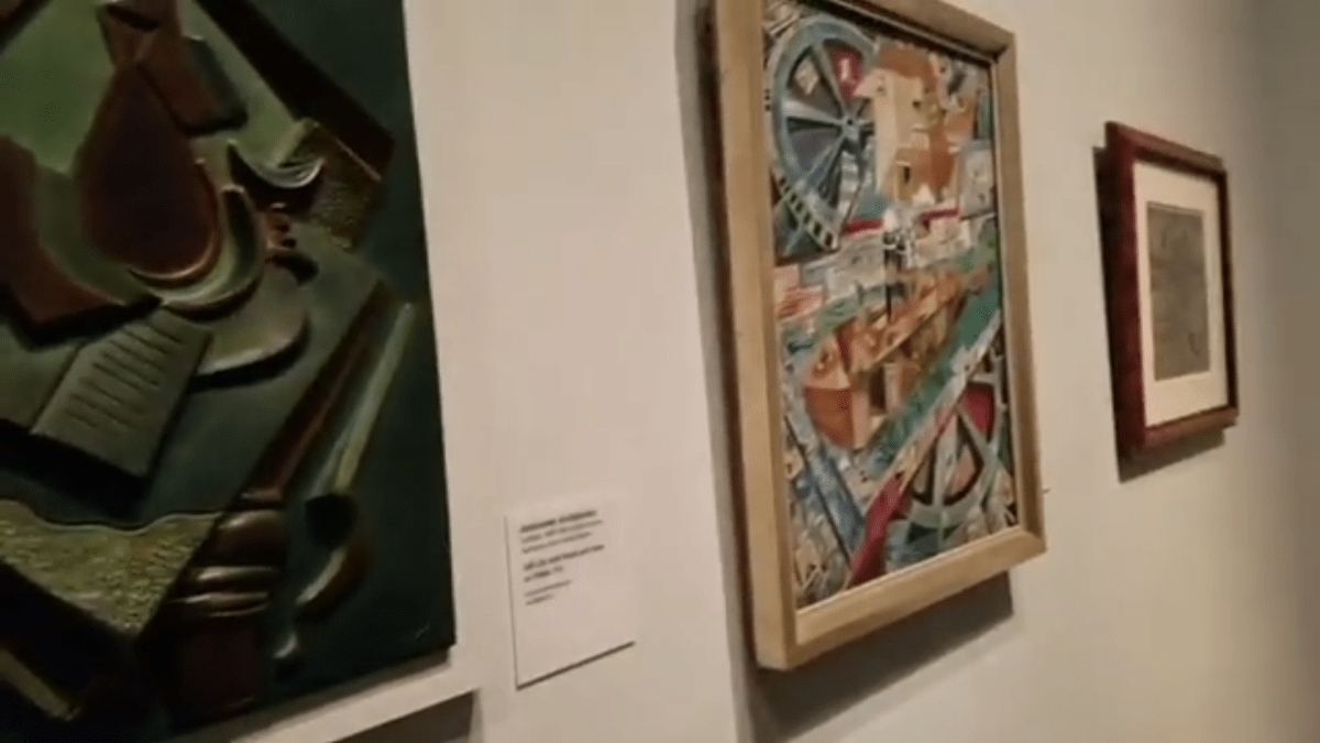 New Blog: Visiting Los Angeles County Museum Of Art Http Regarding Newest Los Angeles Framed Art Prints (View 7 of 15)