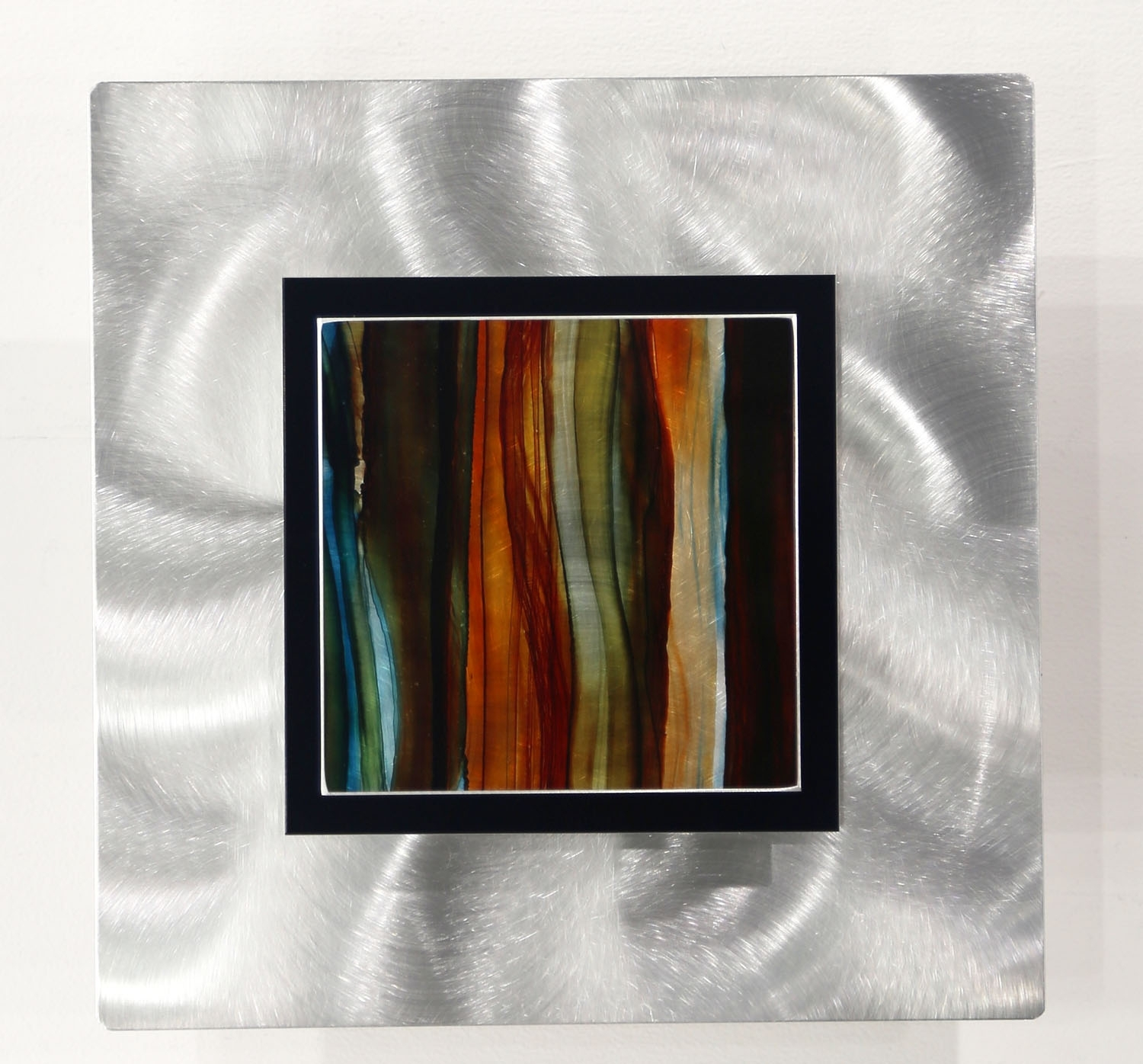 Oj 544jon Allen – Contemporary Metal Wall Art Accent Inside Latest Earth Tones Wall Accents (View 4 of 15)