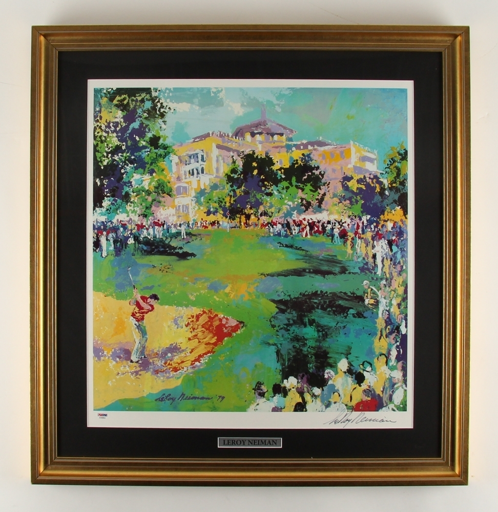 Online Sports Memorabilia Auction | Pristine Auction In 2017 Framed Classic Art Prints (Gallery 7 of 15)