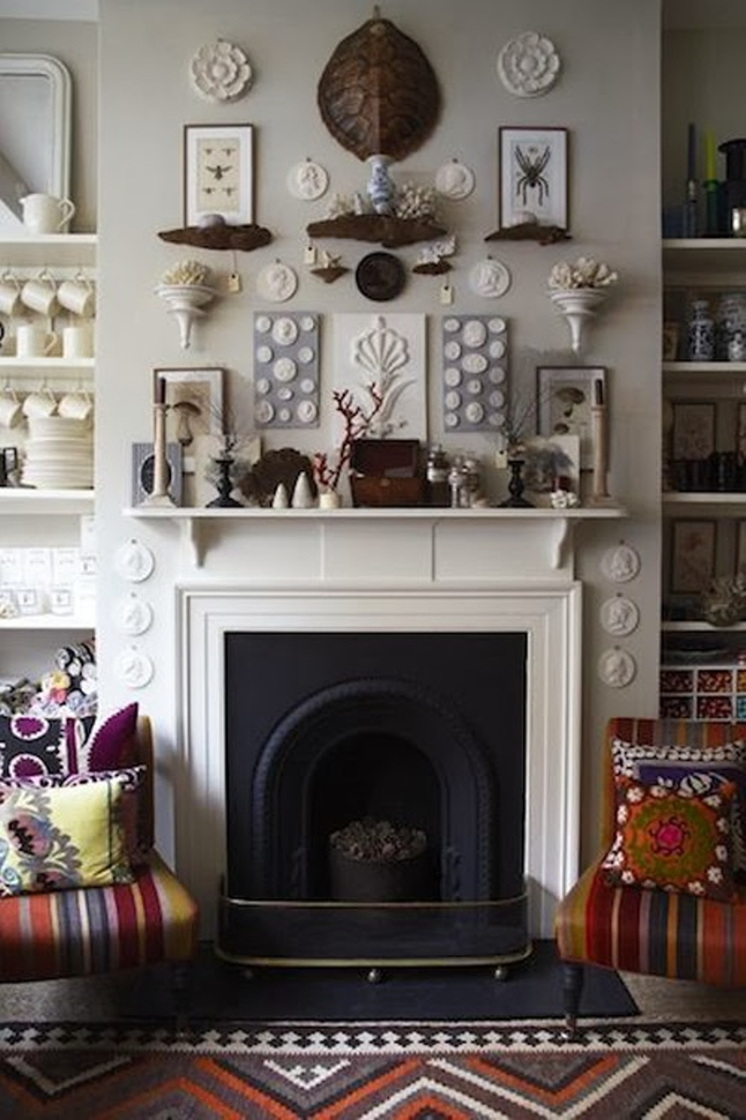 Over The Fireplace Decor – Visionexchange (View 5 of 15)