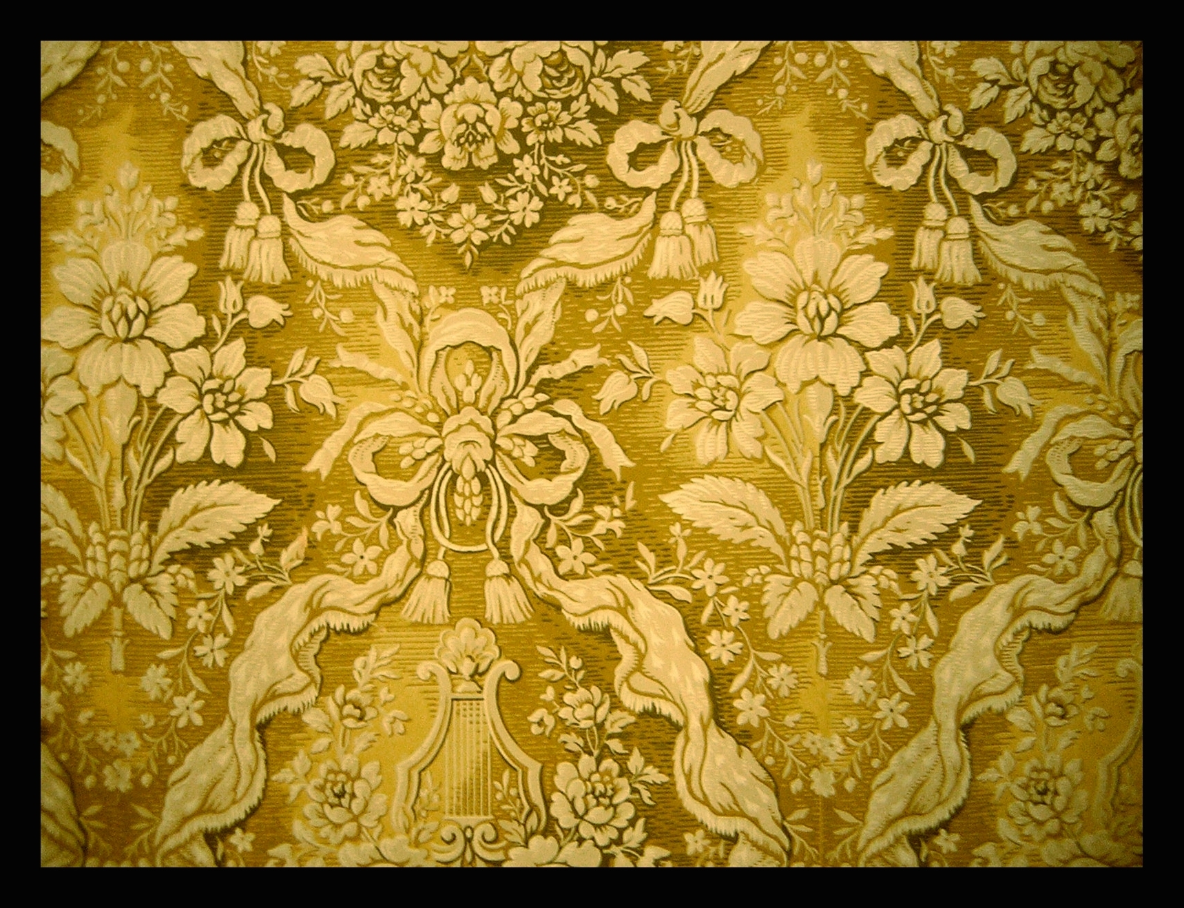 Palace Wall Texture #gold #ornate #fabric #textured | Opulence Inside Current Textured Fabric Wall Art (Gallery 11 of 15)