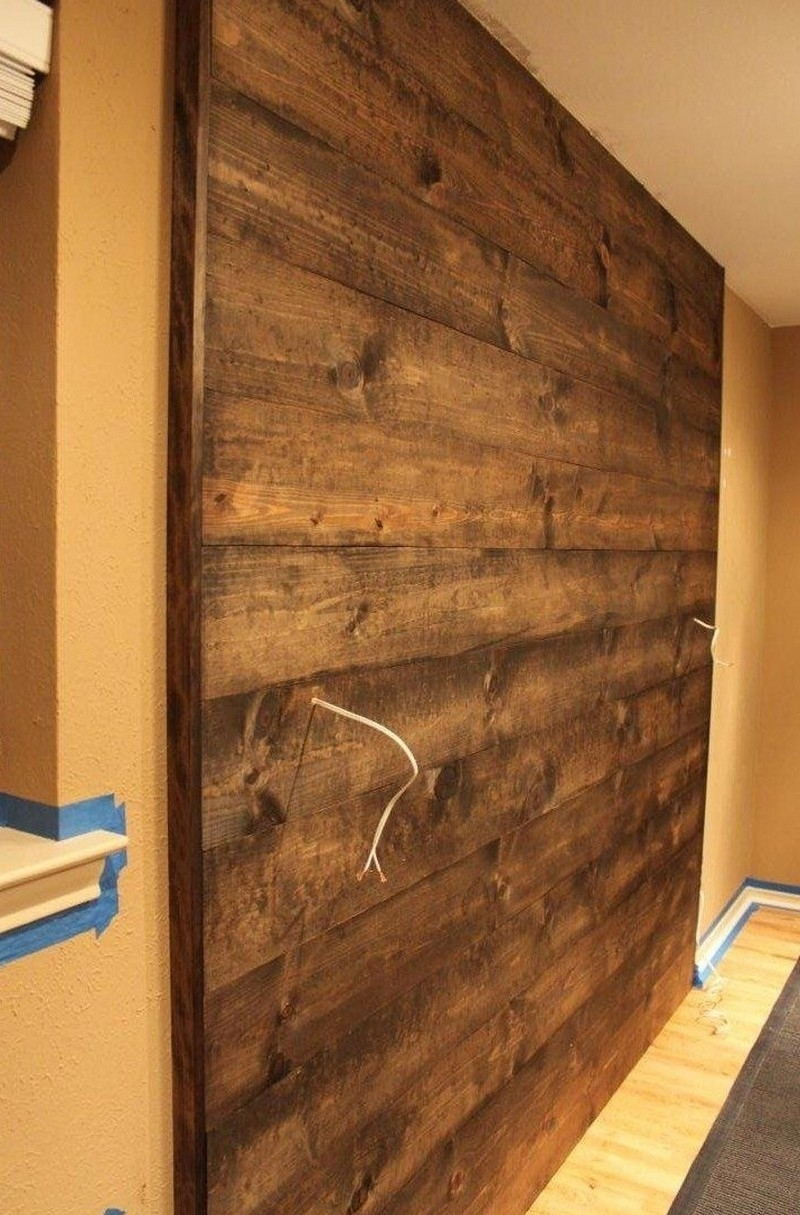 Pallet Wall Projects | The Owner Builder Network In Most Popular Wall Accents Made From Pallets (View 9 of 15)