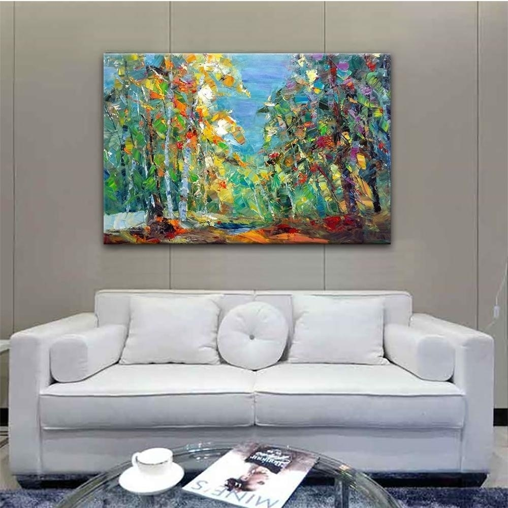 Philippines | 30 X 45Cm Wall Art Canvas Prints Original Oil Within 2018 Canvas Wall Art Of Philippines (View 12 of 15)