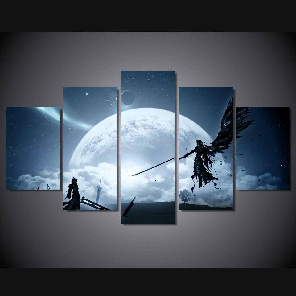 Photo Gallery Of 7 Piece Canvas Wall Art (showing 1 Of 20 Photos) Within Newest Murals Canvas Wall Art (View 7 of 15)