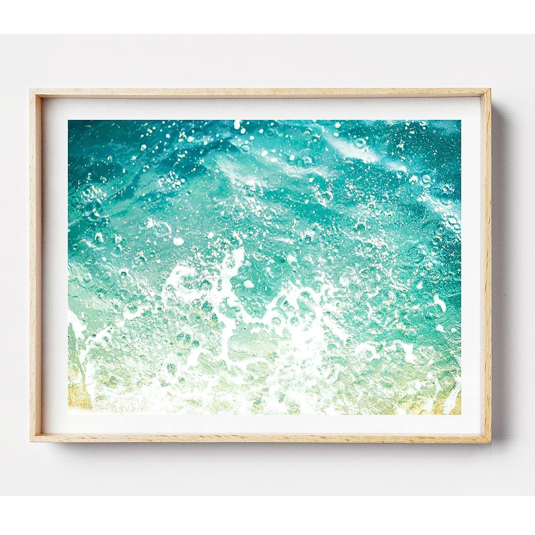 Photographic Art – Framed Wall Art – Coastal Decor – Beach Print With Recent Framed Beach Art Prints (View 12 of 15)