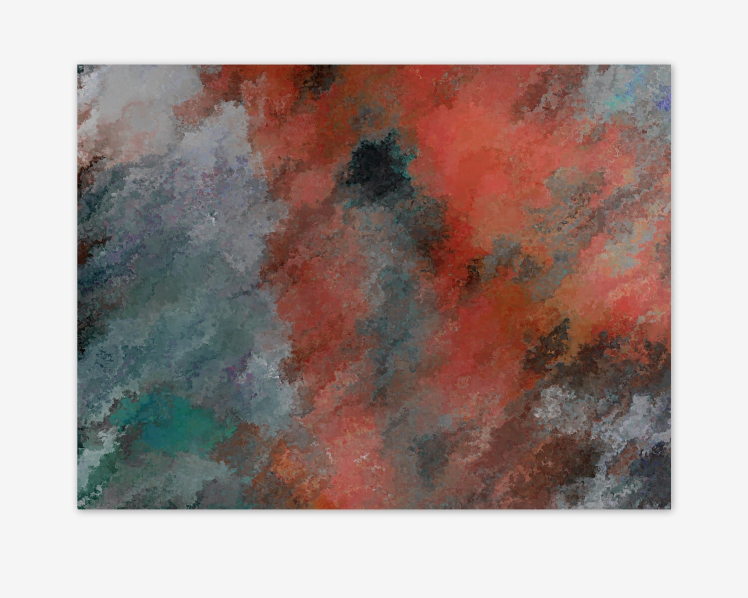 Pinhlb Home Designs On Abstract Wall Art | Pinterest | Grey Intended For 2017 Orange Canvas Wall Art (View 14 of 15)