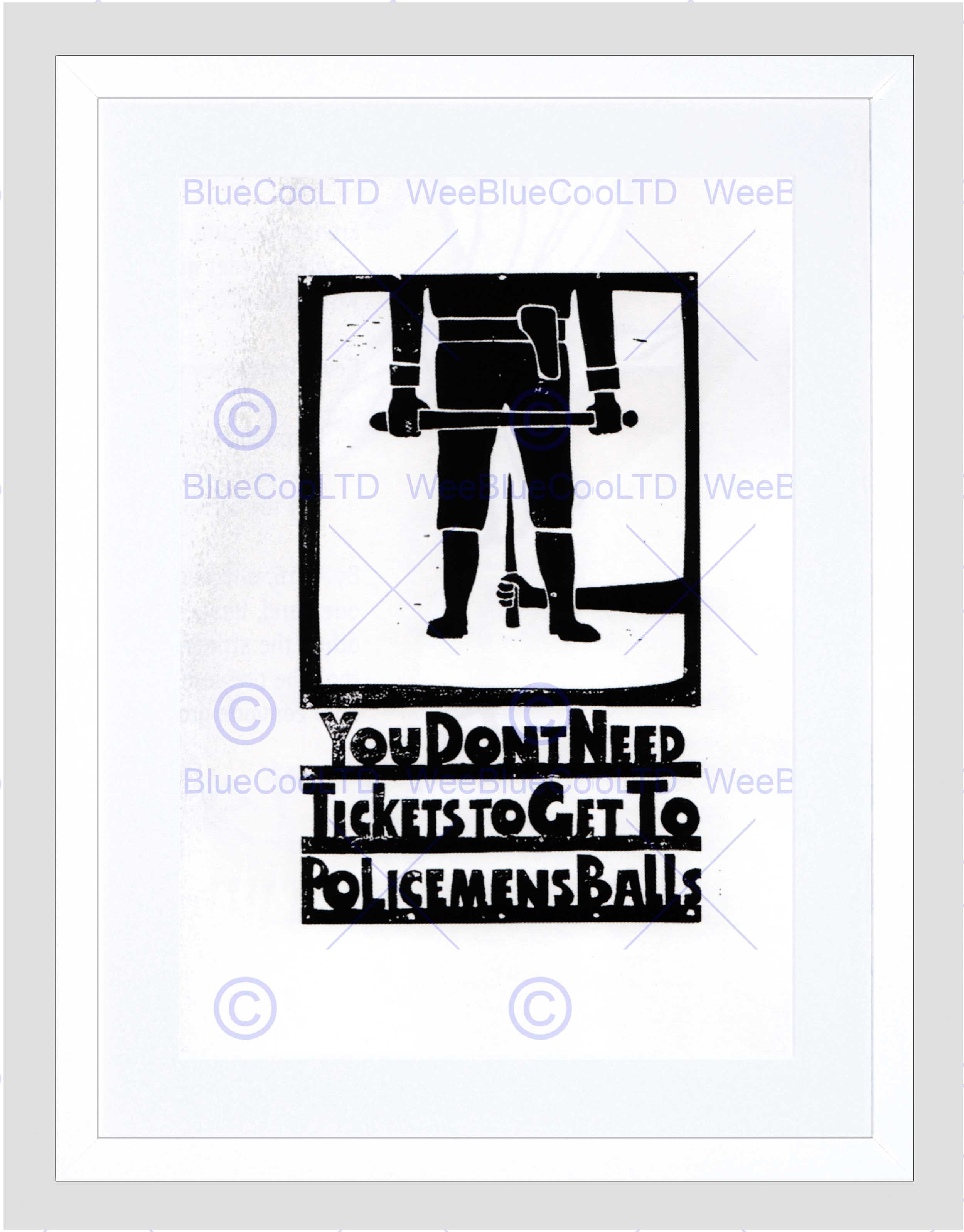 Political Apartheid South Africa Violence Police Ball Framed Art Pertaining To Most Current South Africa Framed Art Prints (View 11 of 15)