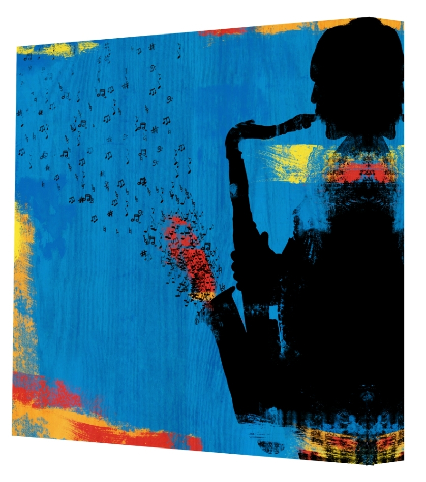 Pop Art & Jazz Canvas Wall Art – Ptmimages Inside Most Recent Jazz Canvas Wall Art (View 14 of 15)