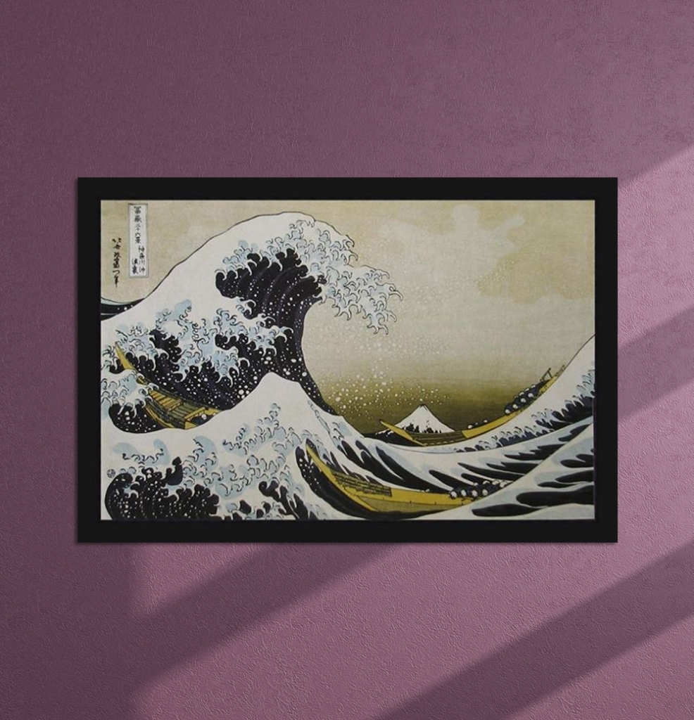 Posters & Fine Art | The Poster Warehouse & Gallery Intended For Latest Framed Asian Art Prints (View 9 of 15)