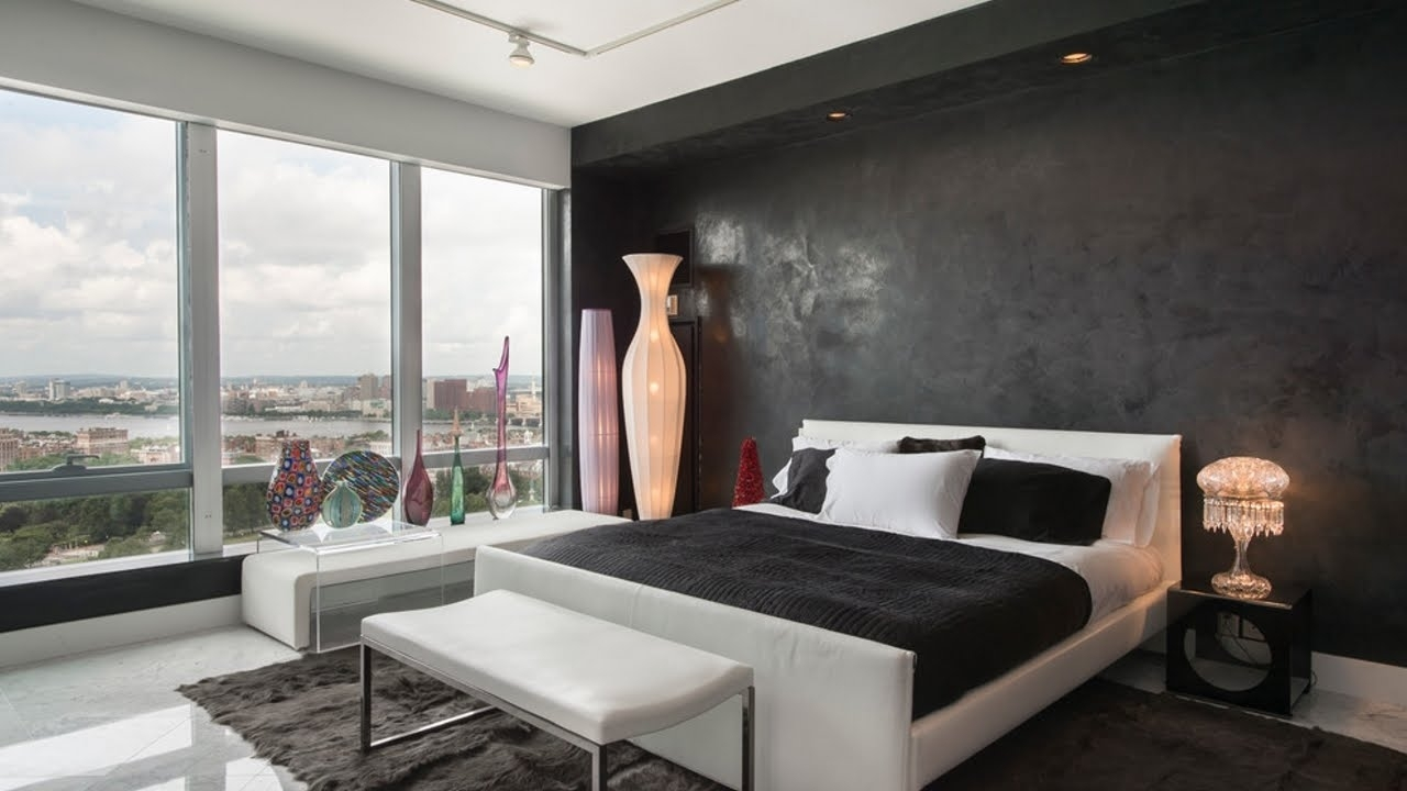 Pretentious Black Accent Wall Ideas 20 Beautiful Living Room Pertaining To Most Recent Wall Accents For Bedroom (Gallery 13 of 15)