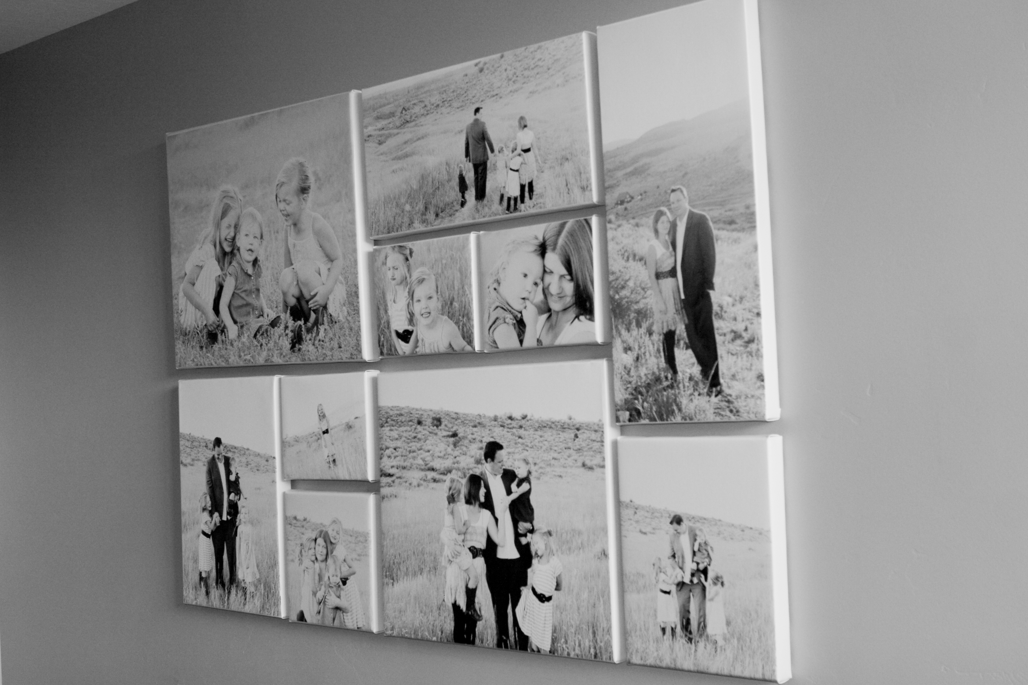 Project…canvas Wall | Wall Collage, Photo Wall And Collage Within Current Photography Canvas Wall Art (View 5 of 15)