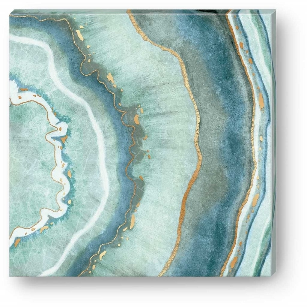 Projects Design Agate Wall Art Together With Modest Majestic Intended For Latest Jcpenney Canvas Wall Art (View 12 of 15)