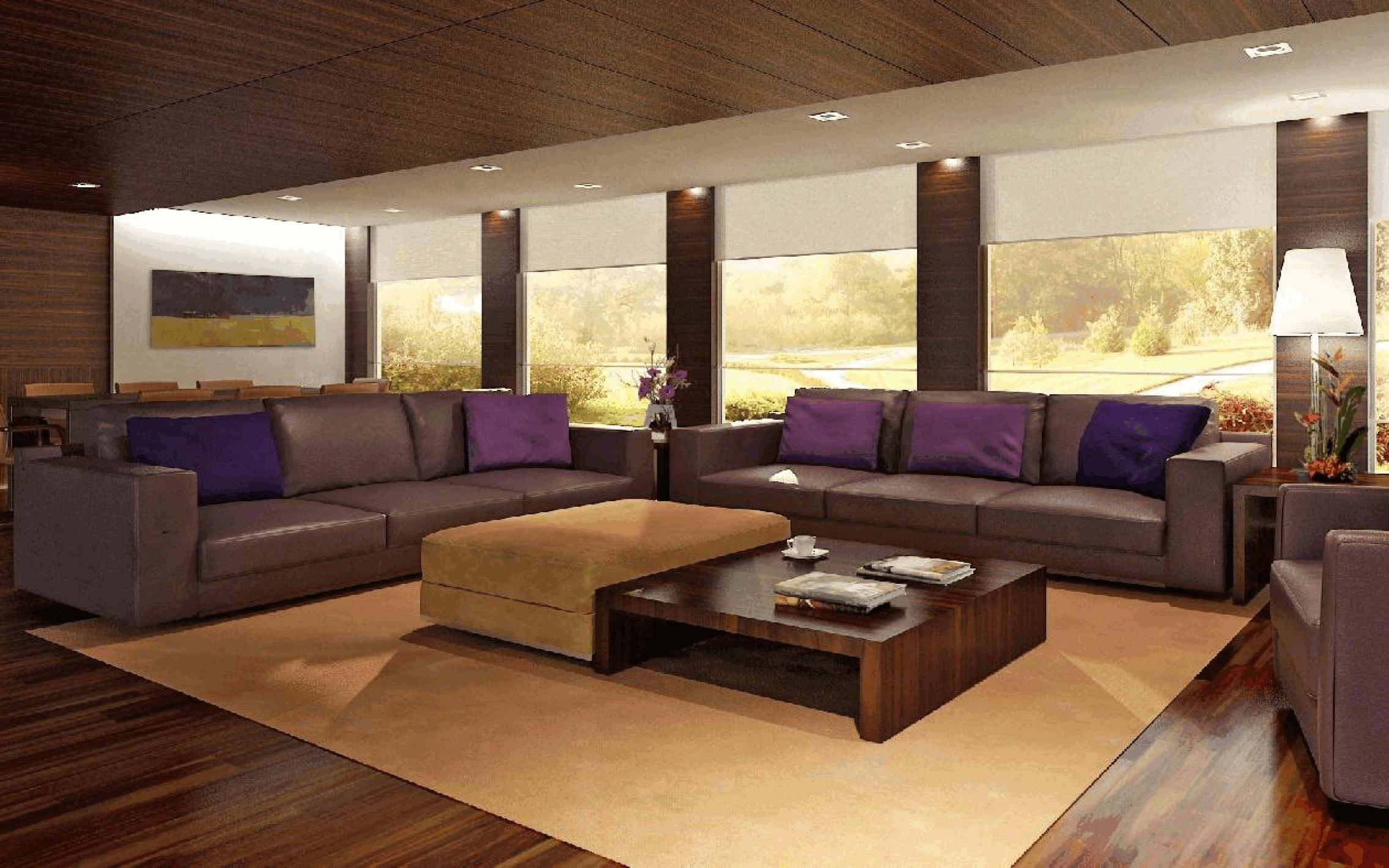 Purple Green Living Room Tv Media Furniture Accent Lamp Studio Day with regard to Most Current Wall Accents For Media Room