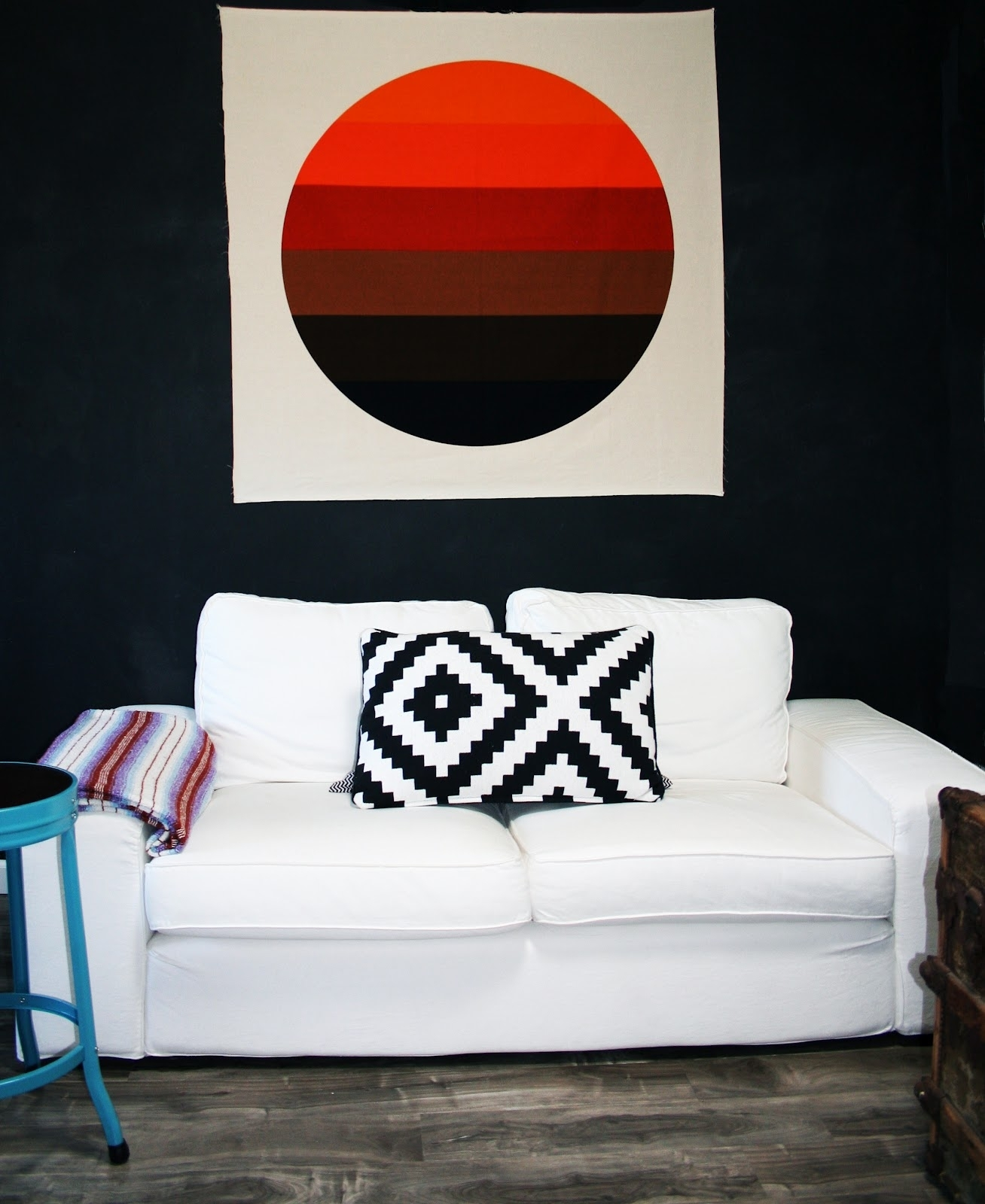 Rebrand Trading Co. Pertaining To Best And Newest Mid Century Textile Wall Art (Gallery 9 of 15)