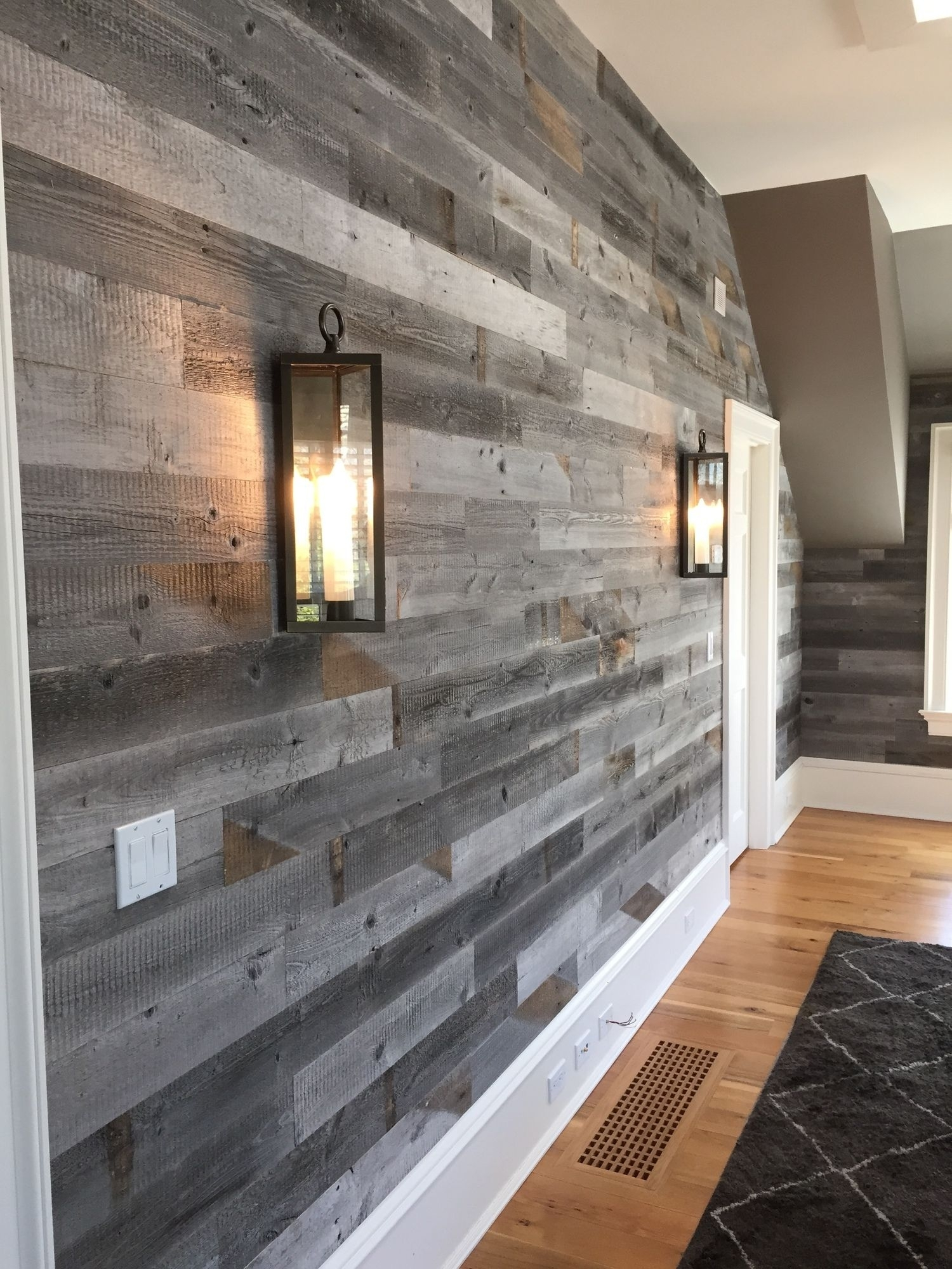 Reclaimed Weathered Wood | Wood Walls, Compliments And Woods Pertaining To Most Popular Reclaimed Wood Wall Accents (View 8 of 15)