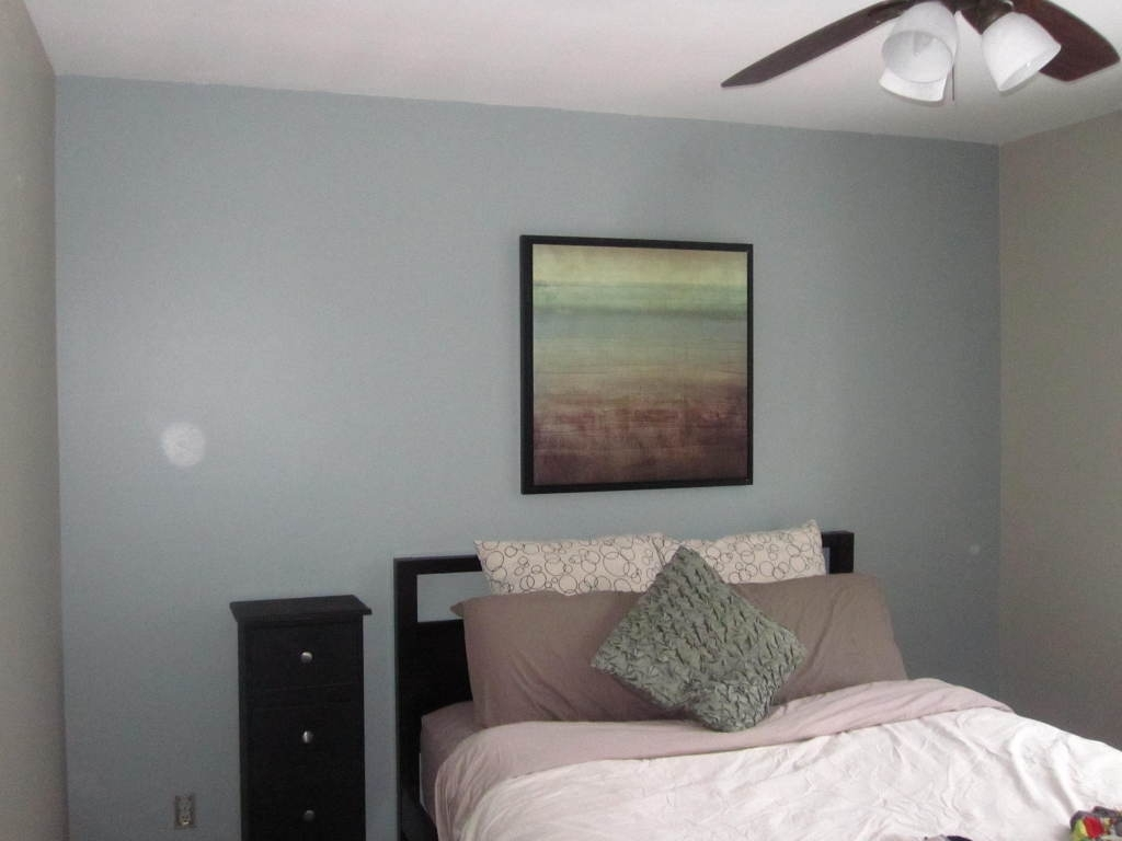 Rehabitual Homes   Blog Throughout Best And Newest Wall Accents For Revere Pewter (View 12 of 15)