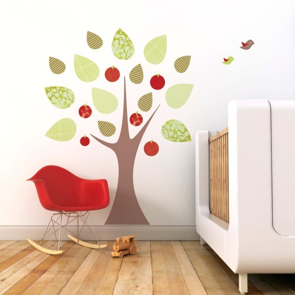 Reusable Decals For Walls Faux White Brick Breakaway Fabric Wall In Newest Fabric Wall Art Stickers (Gallery 8 of 15)