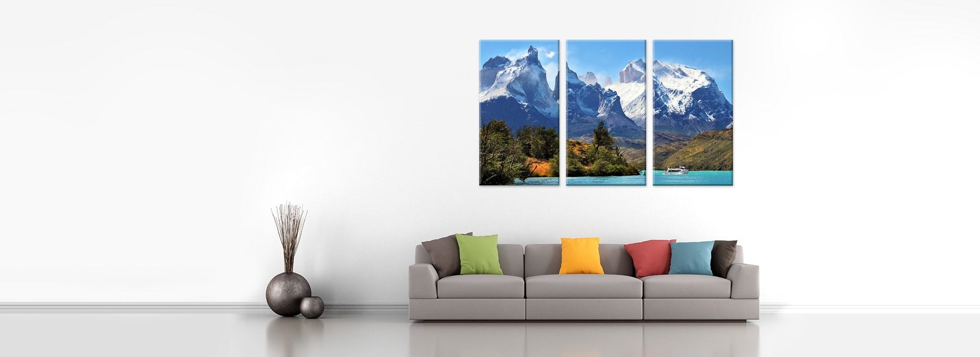 Saving Tips On Personalized Canvas Prints | Music Interprete With Most Up To Date Melbourne Canvas Wall Art (Gallery 9 of 15)