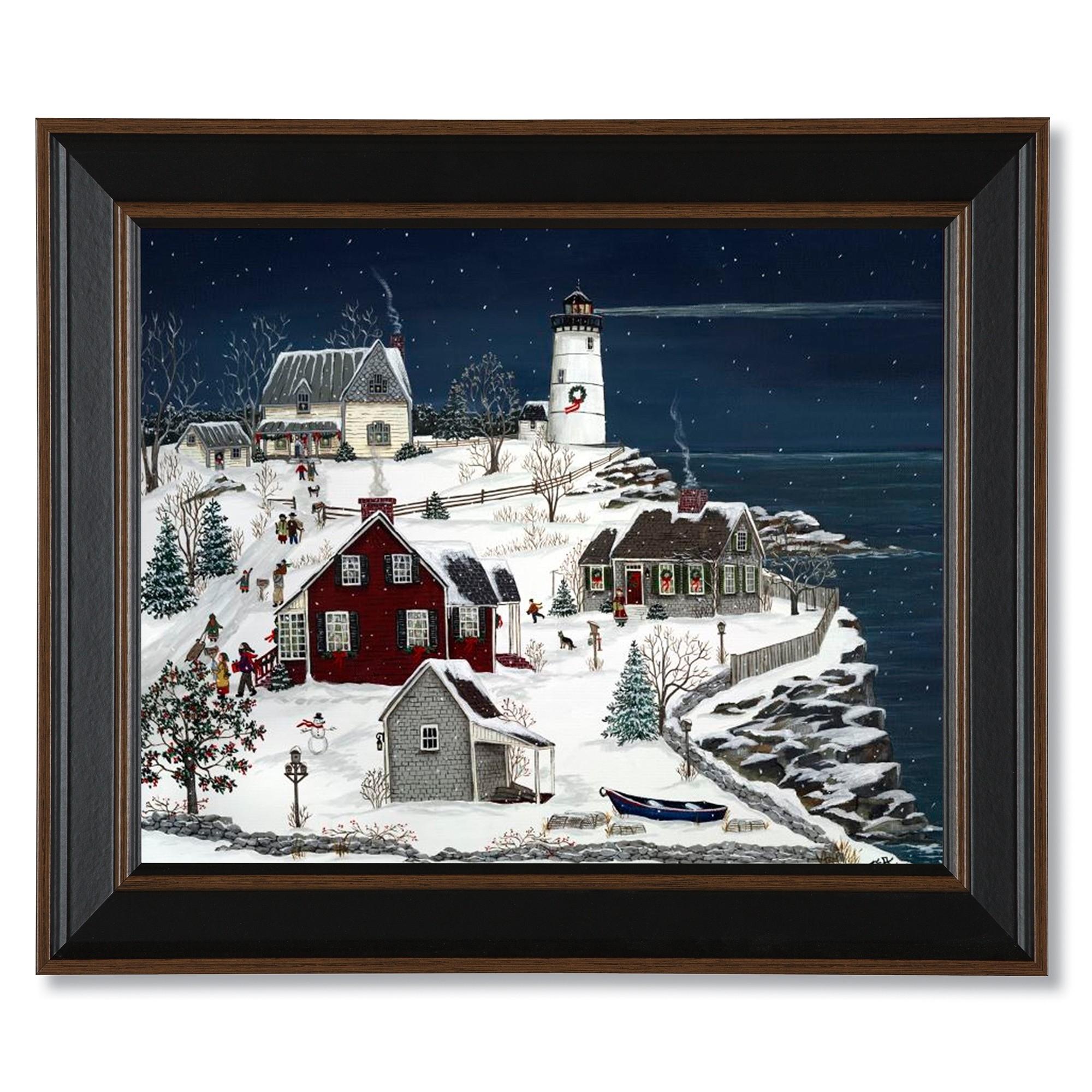 Seasonal | Prints & Wall Art | Wall Decor | Sturbridge Yankee Workshop In 2017 Christmas Framed Art Prints (View 6 of 15)