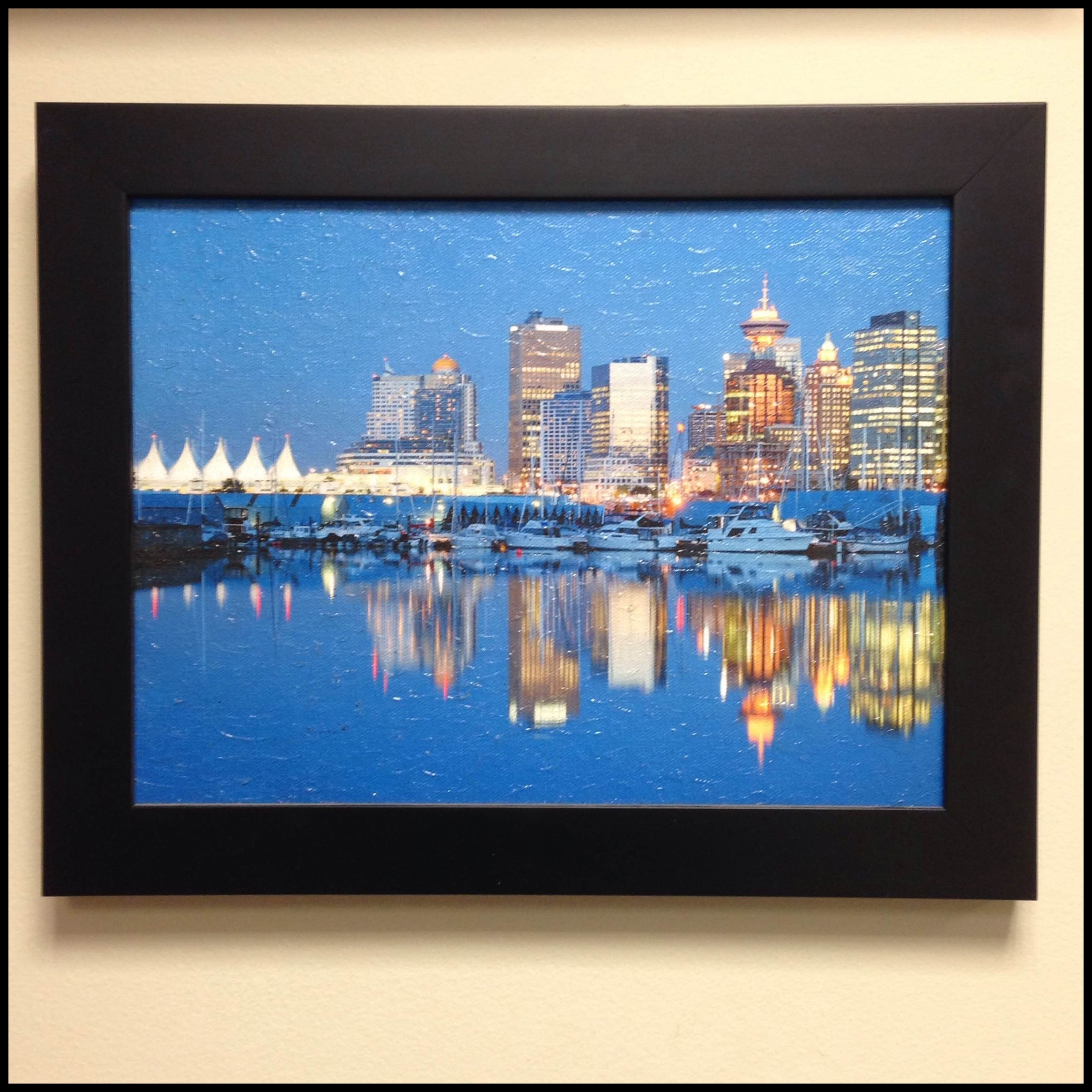 Selecting The Best Frame For Your Canvas Print Or Fine Art With Regard To Latest Black Framed Art Prints (View 6 of 15)