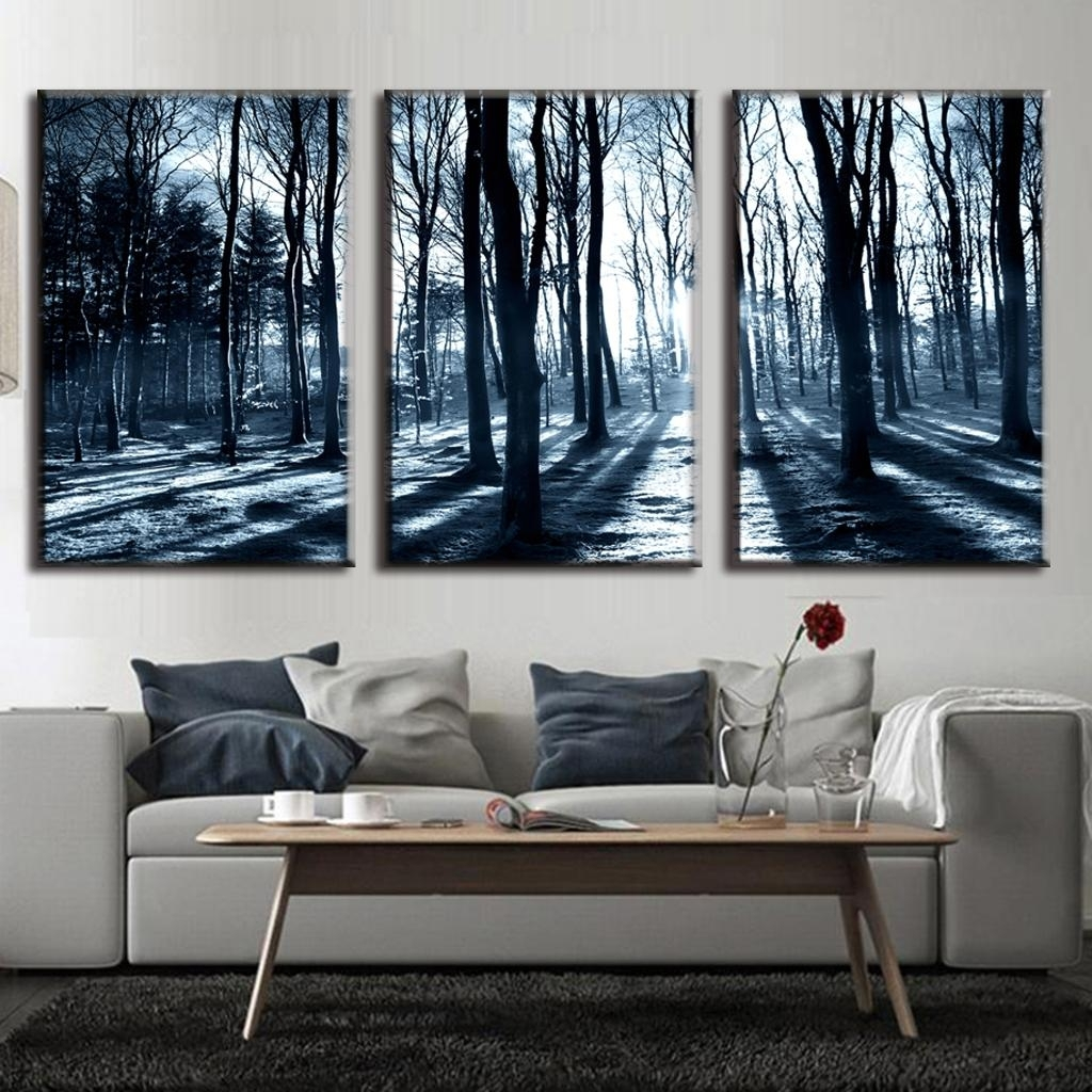 Sensational Design Tree Canvas Wall Art With Serengeti Tree Canvas Within Most Popular Canvas Wall Art Of Trees (View 9 of 15)