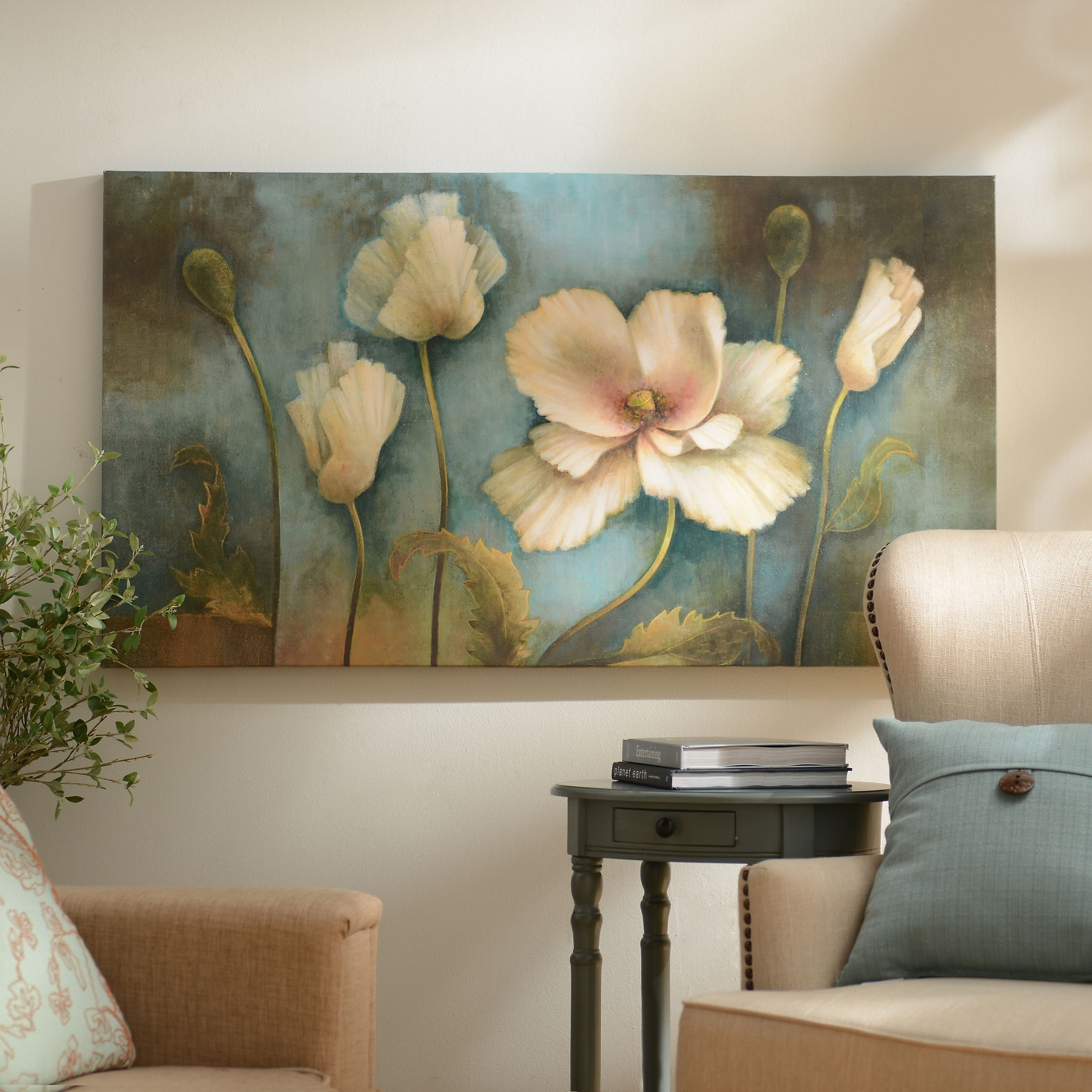 Softer Side Canvas Art Print | Canvases, Printing And Paintings In Most Current Kirklands Canvas Wall Art (View 7 of 15)