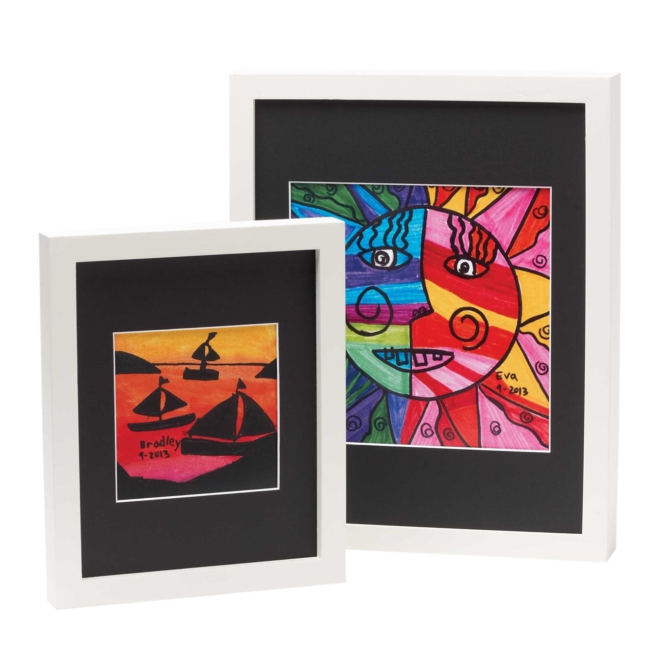Square 1 Art::matted Print Pertaining To 2017 Framed And Matted Art Prints (View 9 of 15)