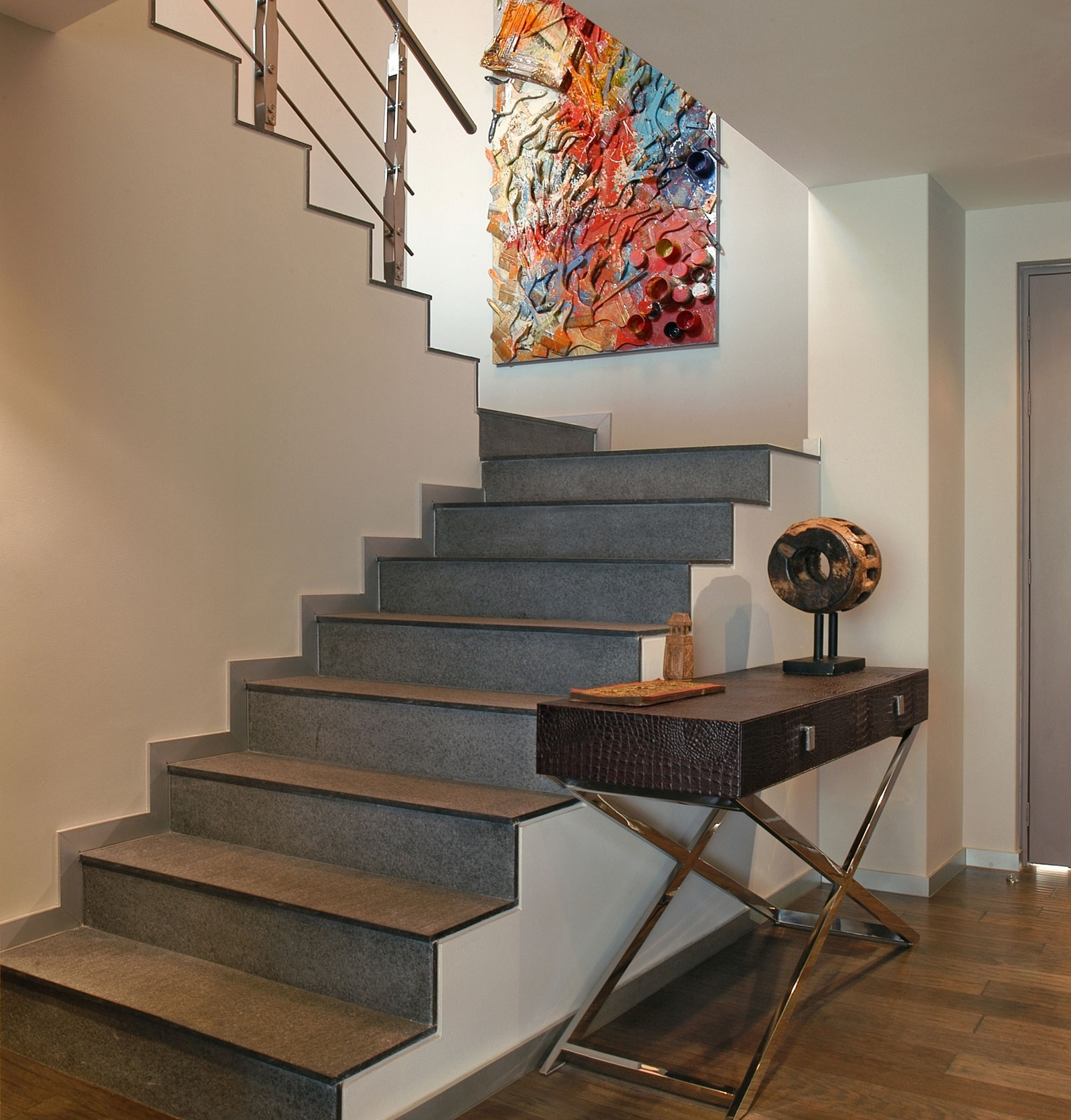Staircase Wall Decorating Ideas | Home Decor & Furniture Throughout Most Recently Released Staircase Wall Accents (View 4 of 15)