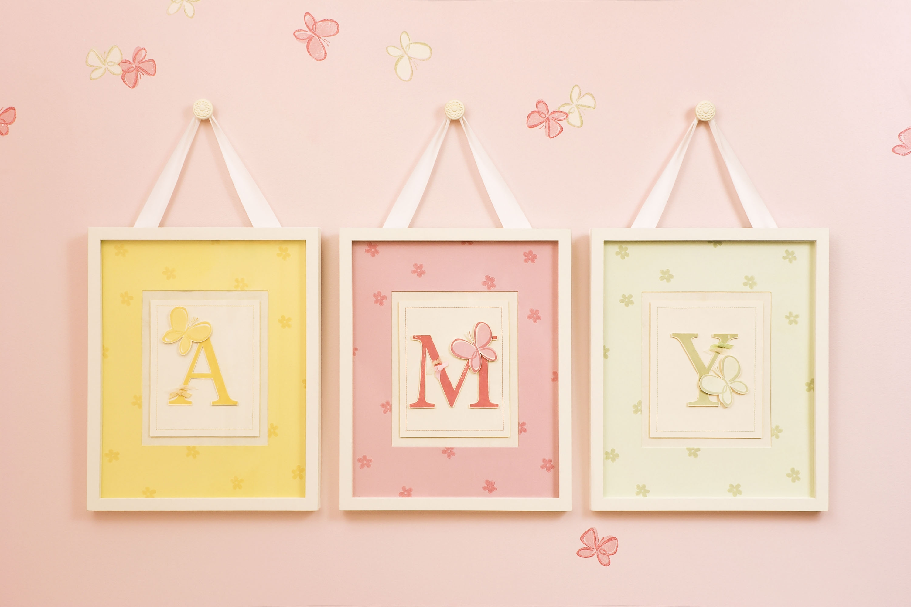 Stampin' Up! Wall Art Pertaining To Best And Newest Nursery Wall Accents (View 5 of 15)