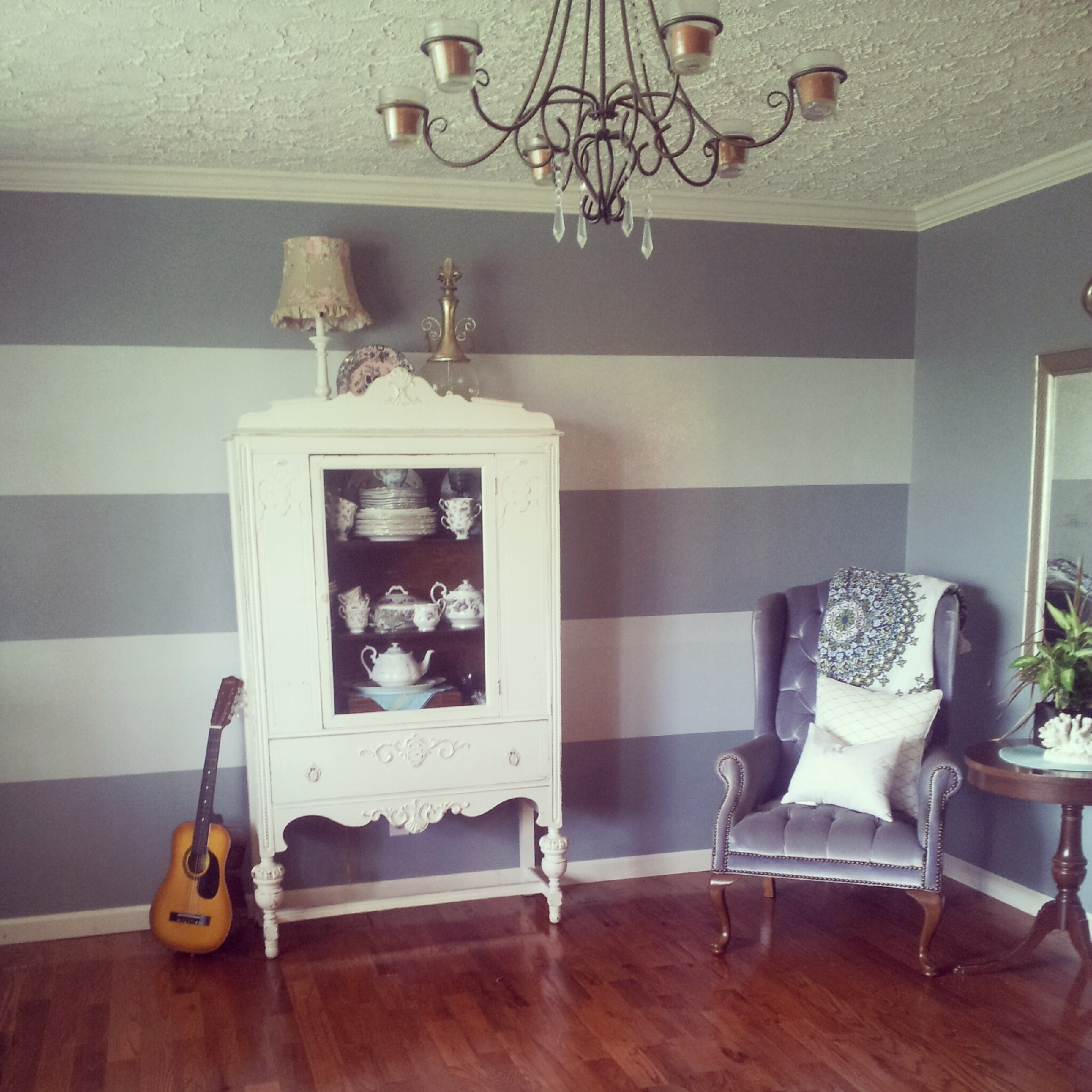 Featured Photo of Stripe Wall Accents