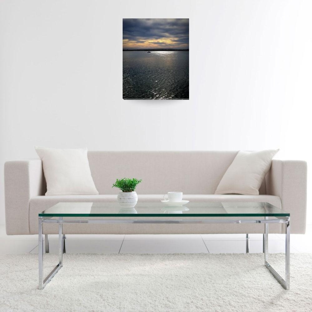 "Stunning ""port Elizabeth"" Artwork For Sale On Canvas Prints With Regard To Best And Newest Port Elizabeth Canvas Wall Art (View 14 of 15)"
